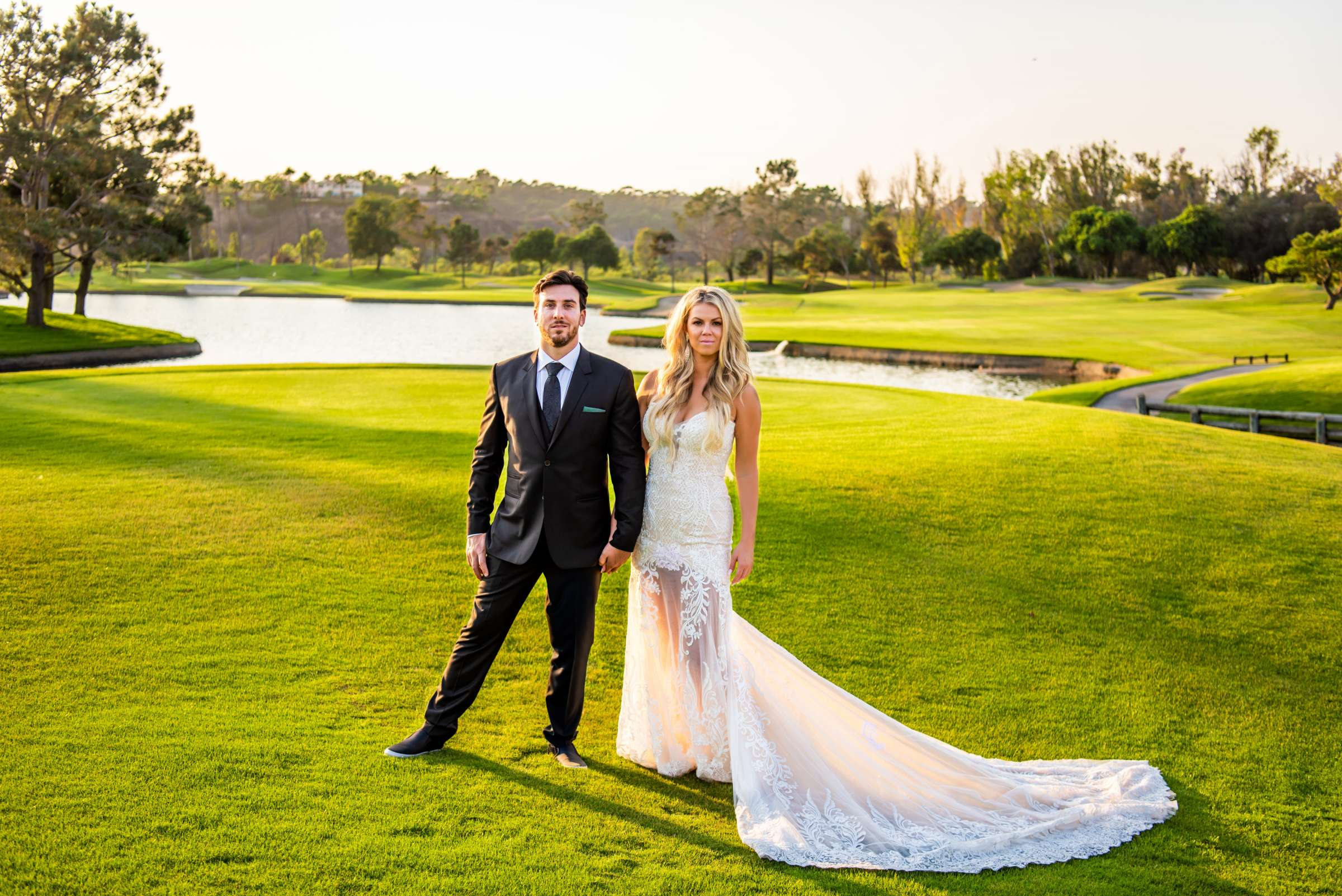 Fairbanks Ranch Country Club Wedding, Ania and David Wedding Photo #489006 by True Photography