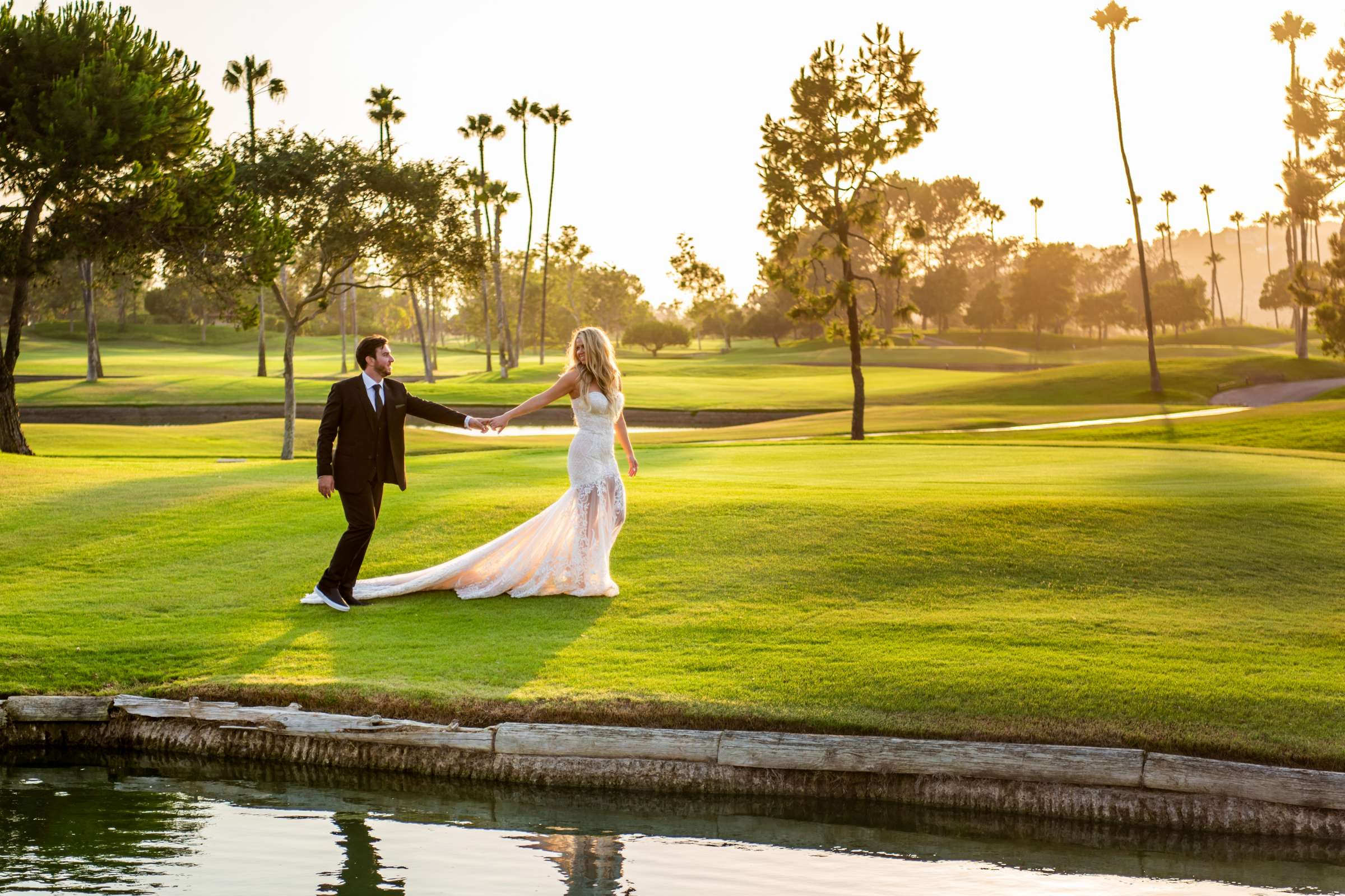 Fairbanks Ranch Country Club Wedding, Ania and David Wedding Photo #489020 by True Photography