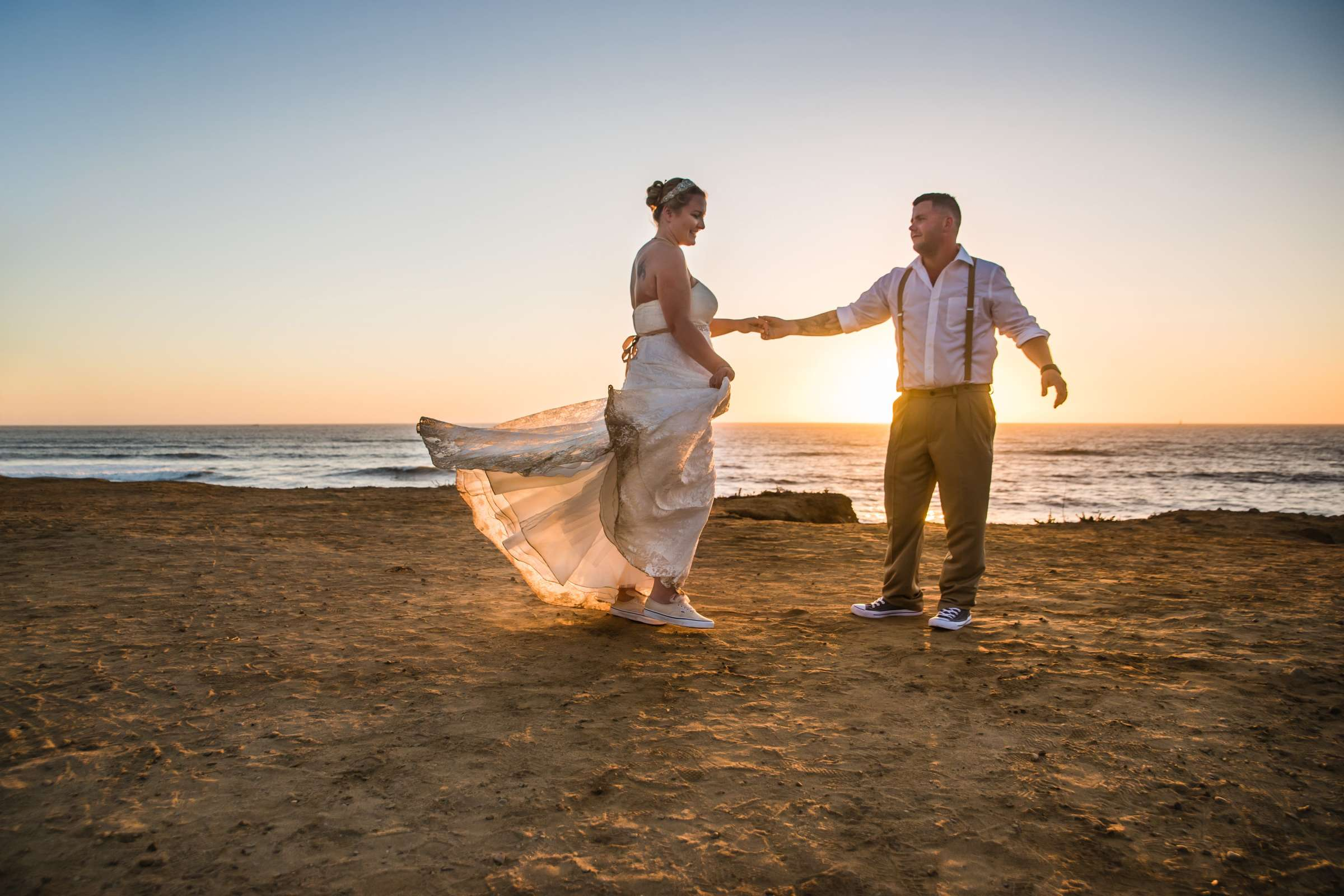 The Inn at Sunset Cliffs Wedding, Melinda and Benjamin Wedding Photo #7 by True Photography