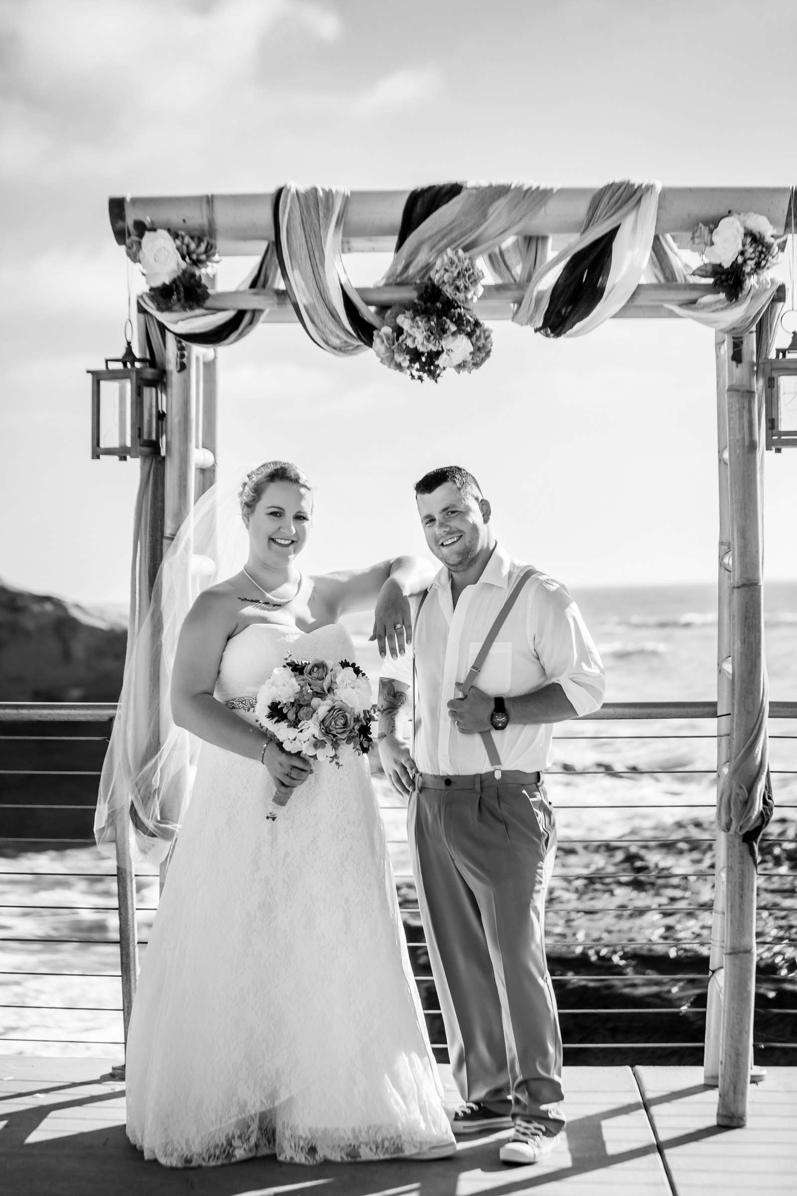 The Inn at Sunset Cliffs Wedding, Melinda and Benjamin Wedding Photo #10 by True Photography