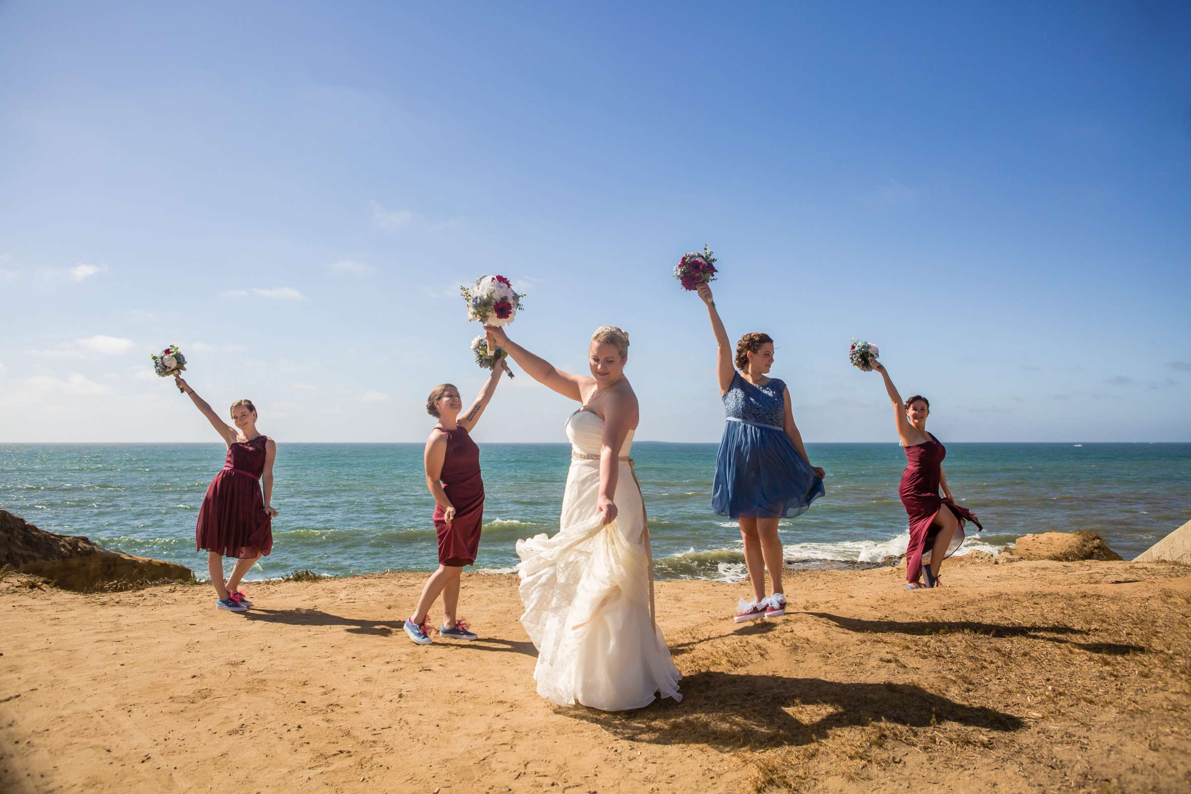 The Inn at Sunset Cliffs Wedding, Melinda and Benjamin Wedding Photo #13 by True Photography