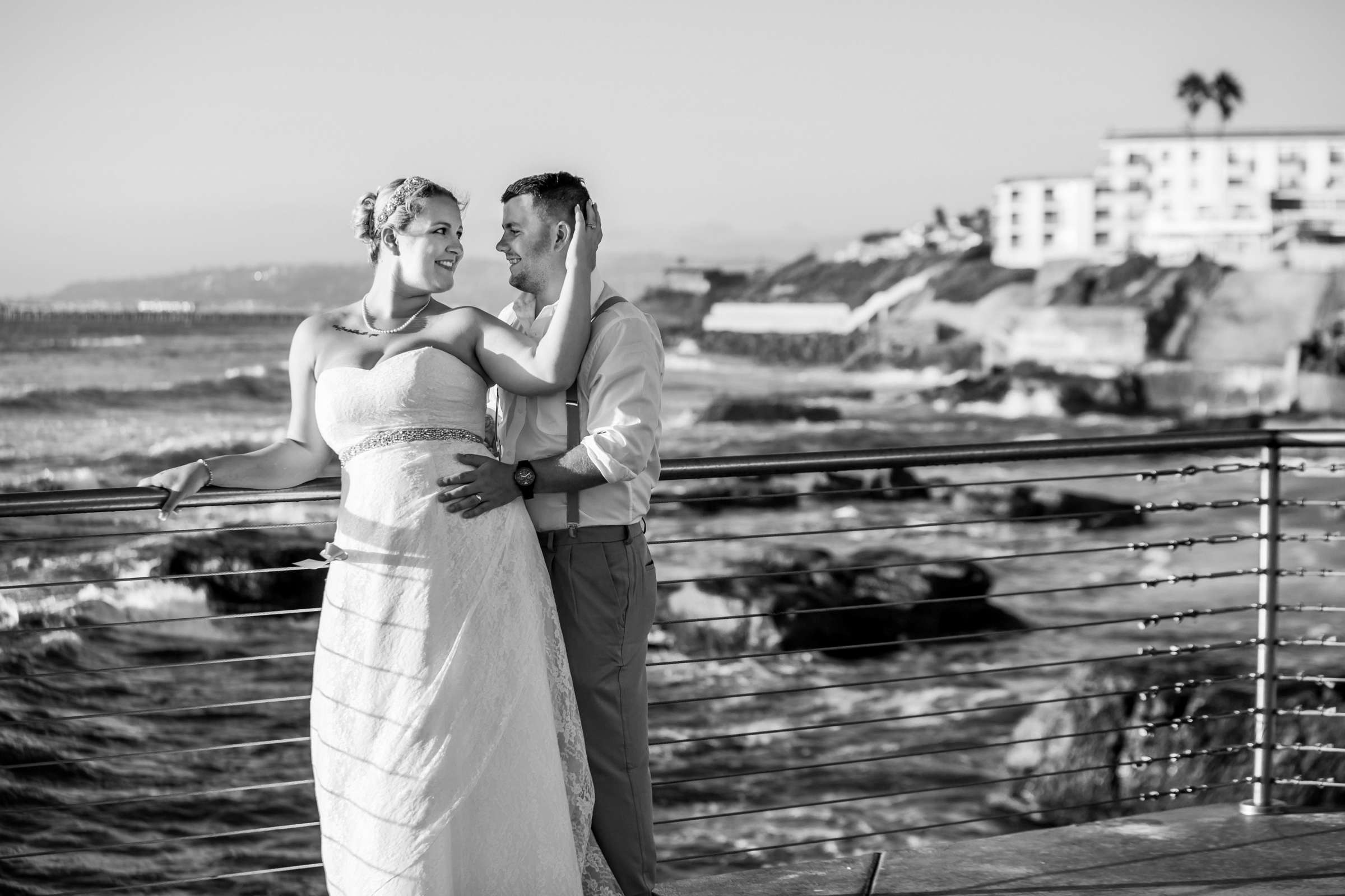 The Inn at Sunset Cliffs Wedding, Melinda and Benjamin Wedding Photo #20 by True Photography