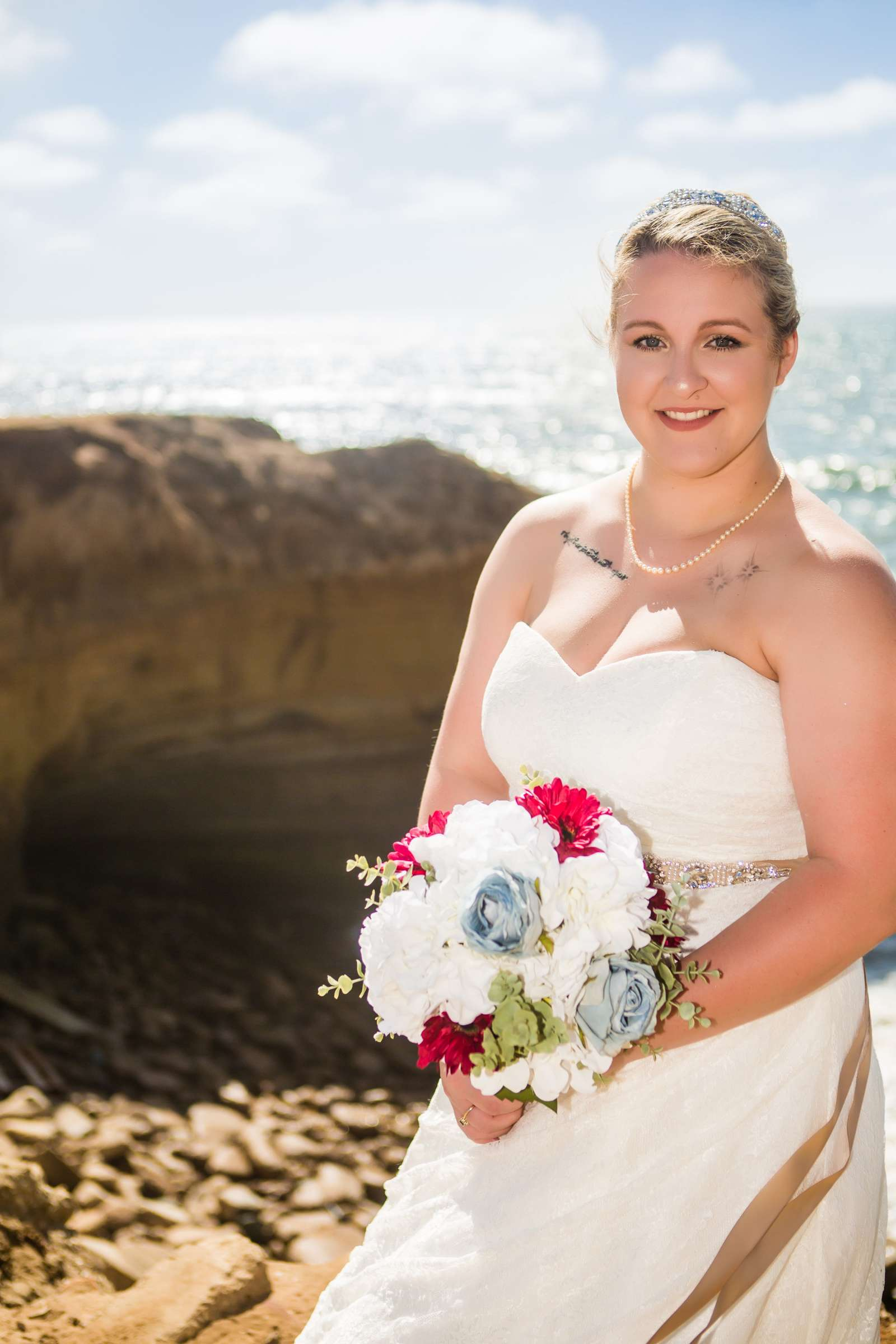 The Inn at Sunset Cliffs Wedding, Melinda and Benjamin Wedding Photo #33 by True Photography