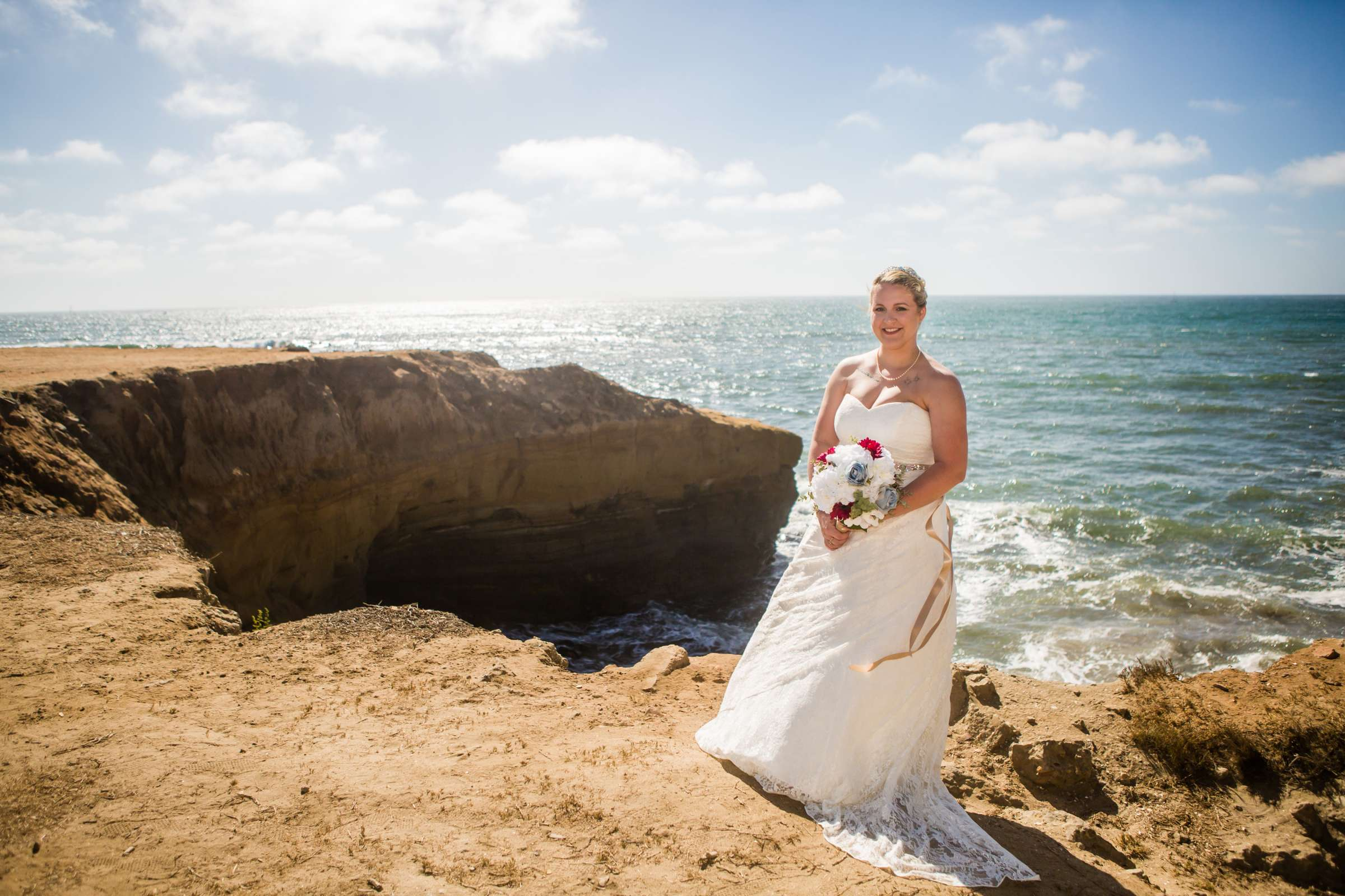The Inn at Sunset Cliffs Wedding, Melinda and Benjamin Wedding Photo #40 by True Photography