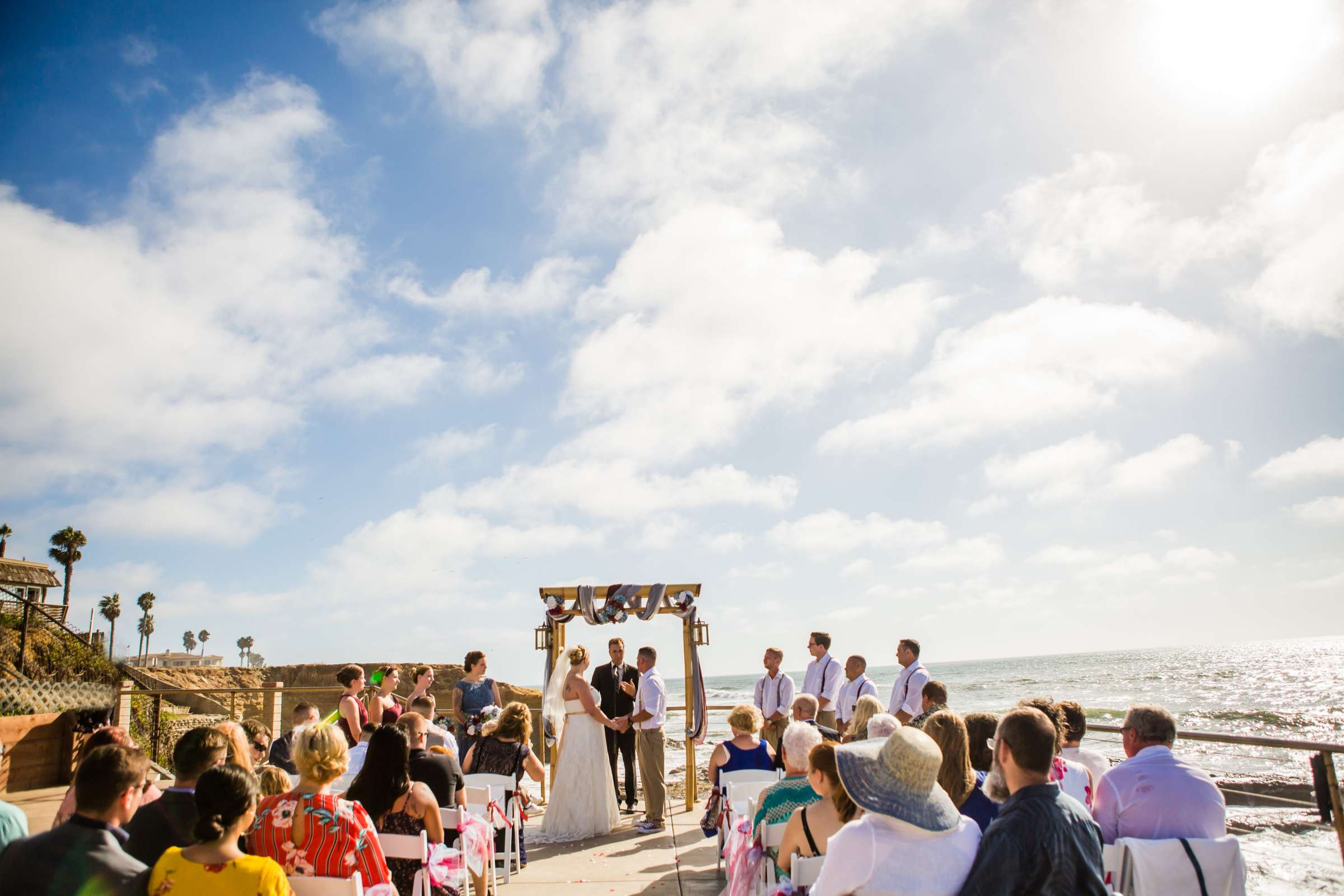 The Inn at Sunset Cliffs Wedding, Melinda and Benjamin Wedding Photo #57 by True Photography