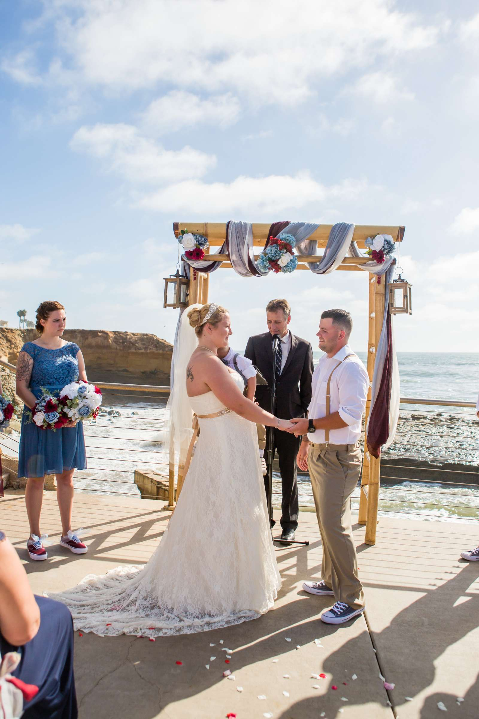 The Inn at Sunset Cliffs Wedding, Melinda and Benjamin Wedding Photo #60 by True Photography