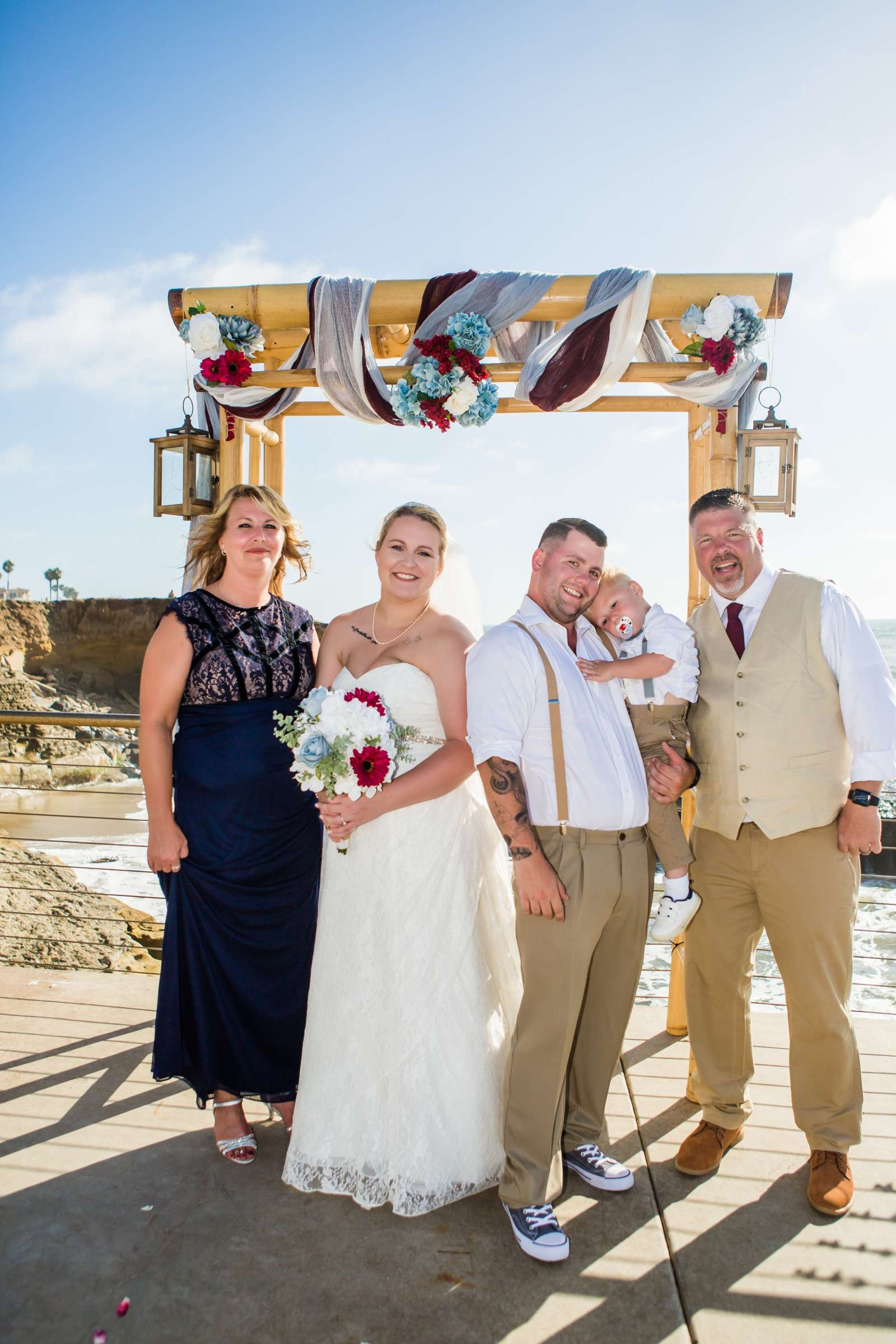 The Inn at Sunset Cliffs Wedding, Melinda and Benjamin Wedding Photo #66 by True Photography