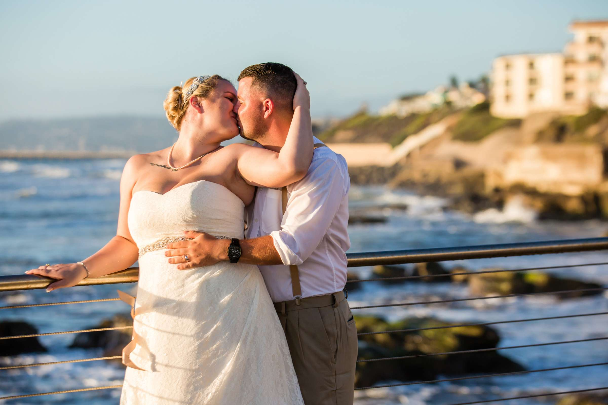 The Inn at Sunset Cliffs Wedding, Melinda and Benjamin Wedding Photo #69 by True Photography