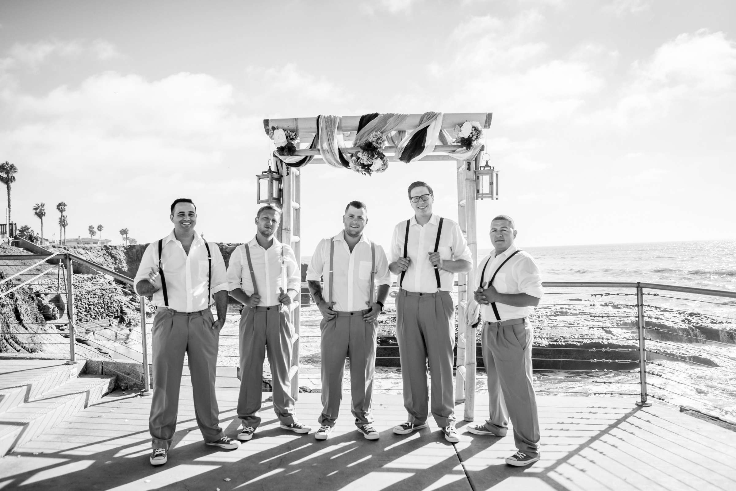 The Inn at Sunset Cliffs Wedding, Melinda and Benjamin Wedding Photo #76 by True Photography