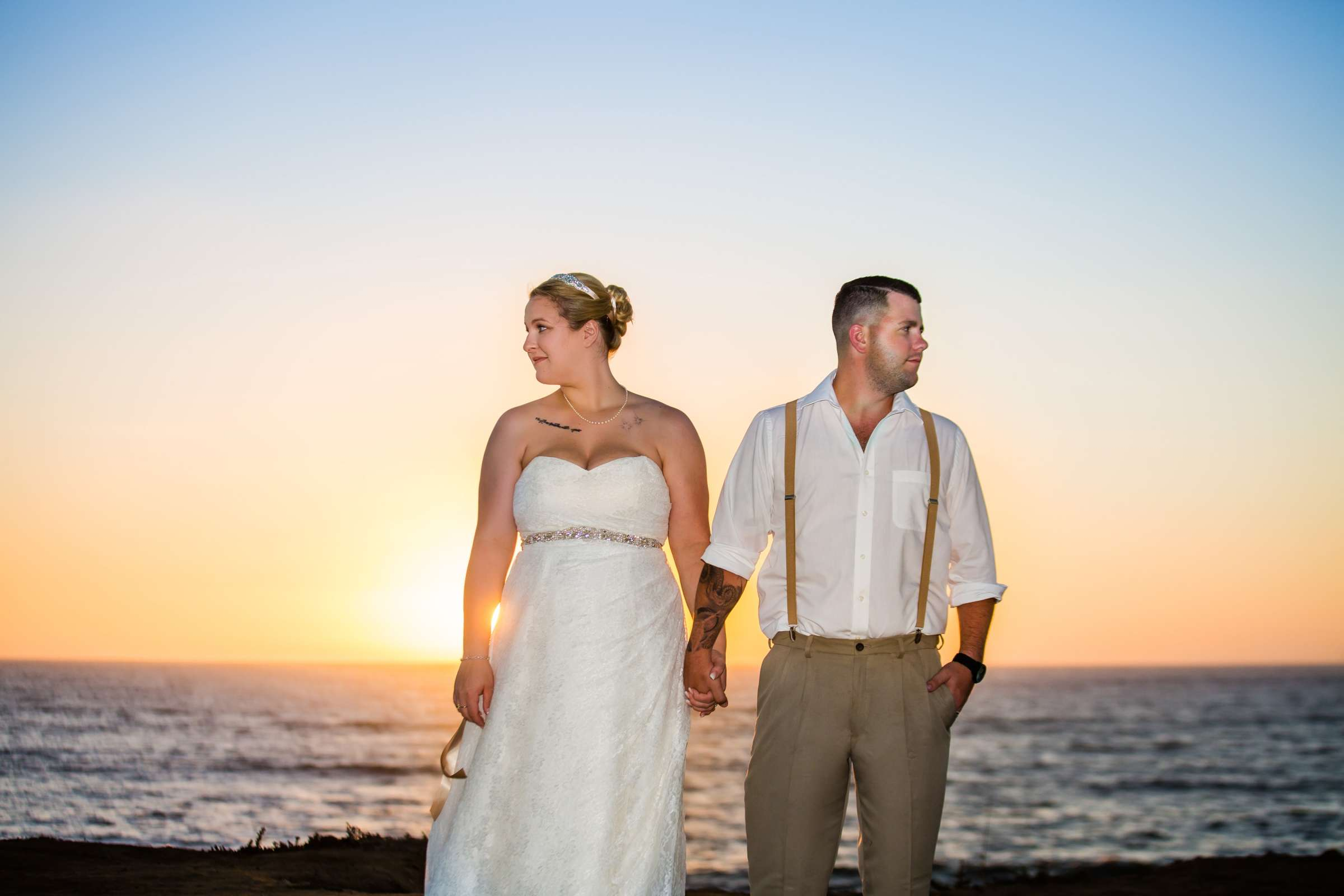 The Inn at Sunset Cliffs Wedding, Melinda and Benjamin Wedding Photo #80 by True Photography