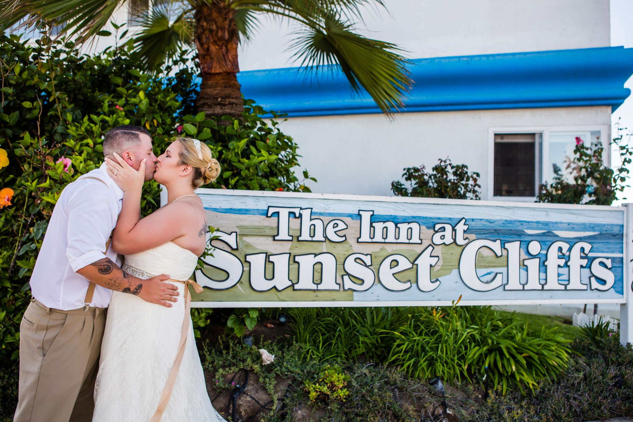 The Inn at Sunset Cliffs Wedding, Melinda and Benjamin Wedding Photo #81 by True Photography