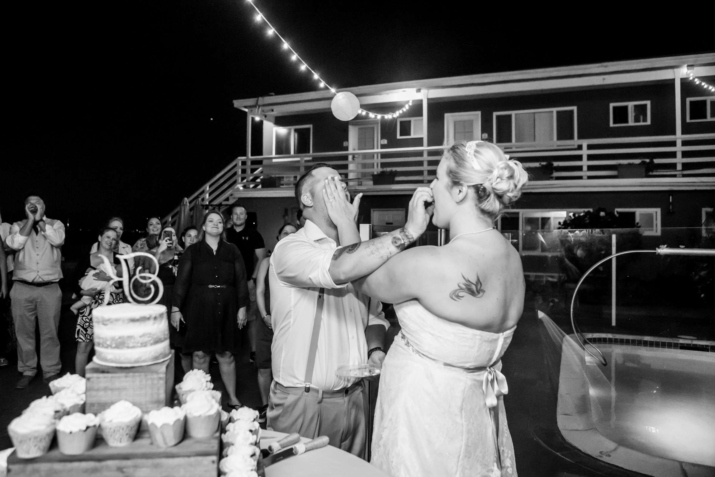 The Inn at Sunset Cliffs Wedding, Melinda and Benjamin Wedding Photo #106 by True Photography