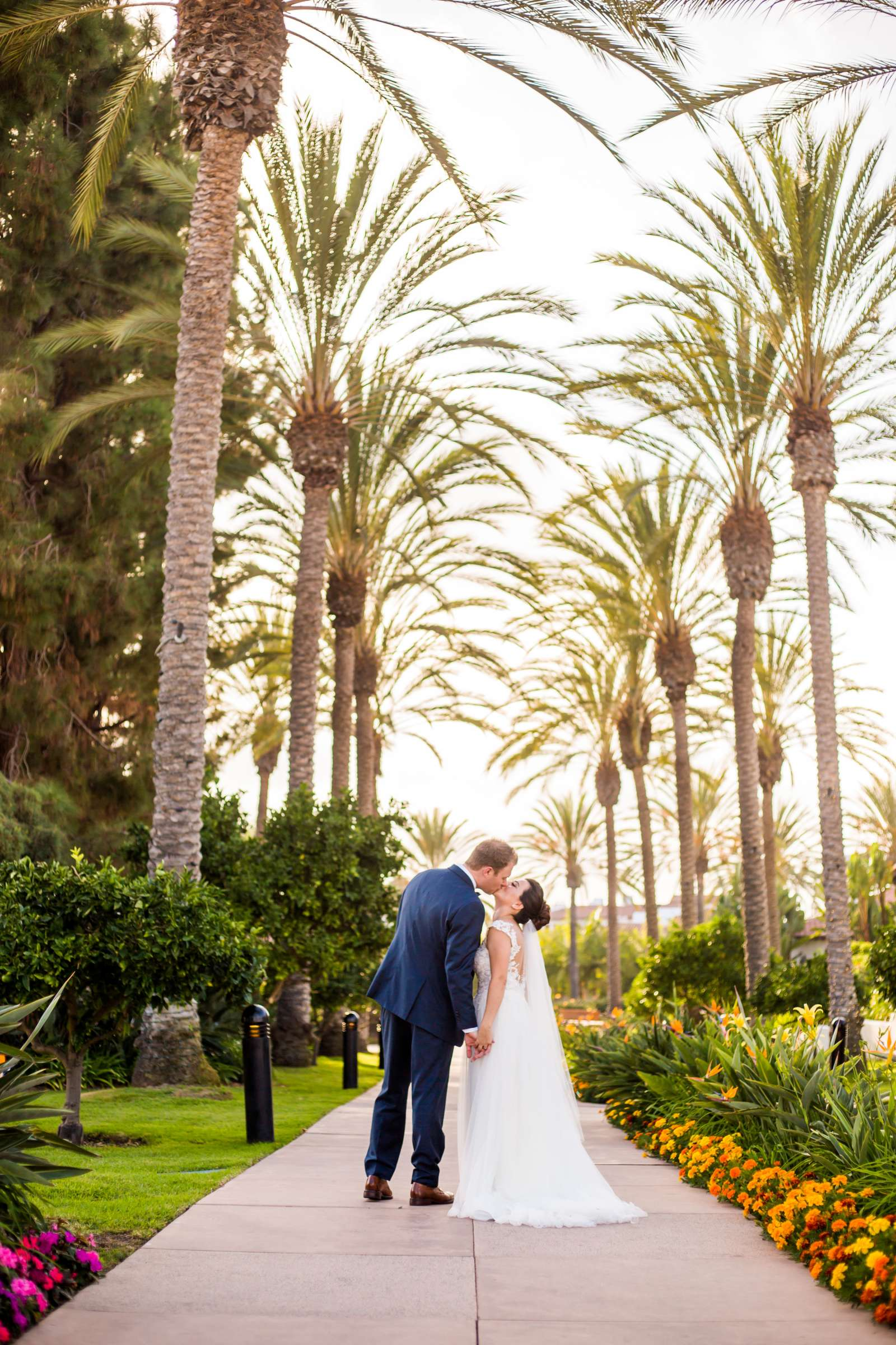 Omni La Costa Resort & Spa Wedding coordinated by Bliss Events, Pamela and Sean Wedding Photo #19 by True Photography