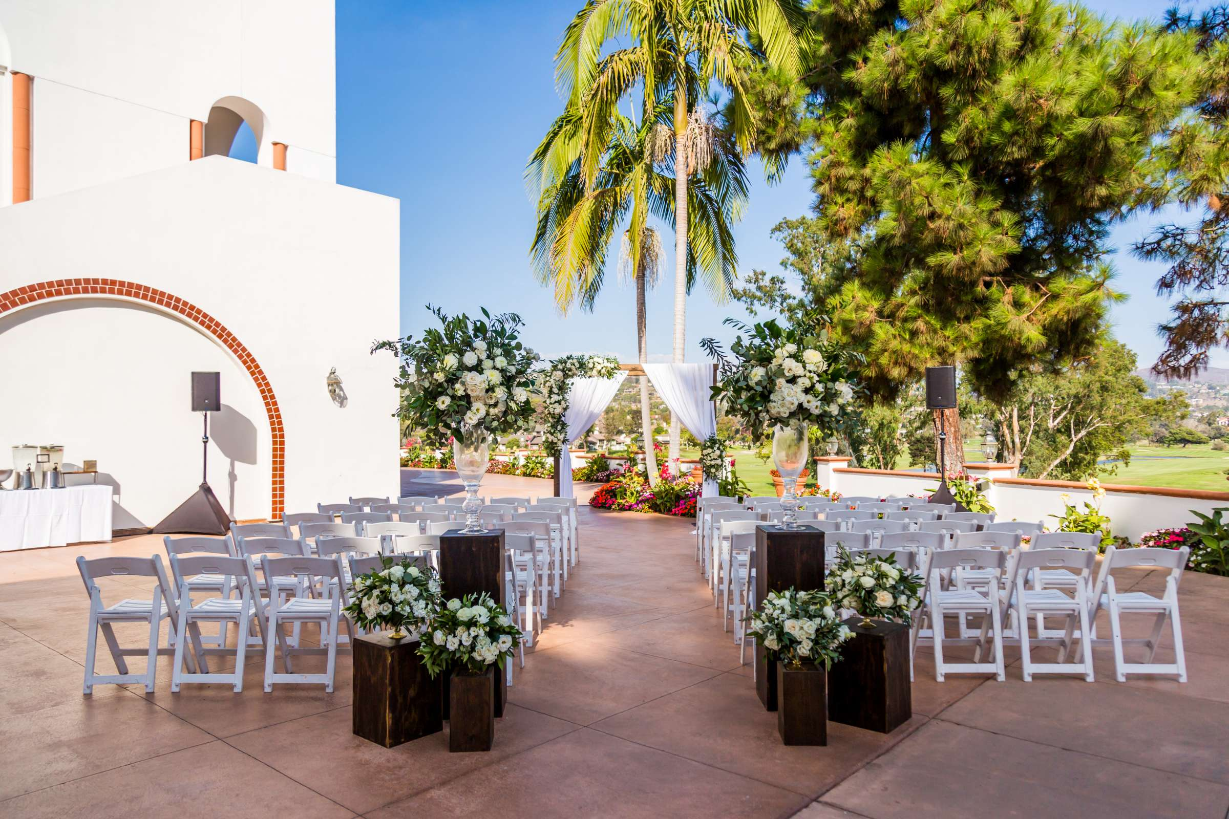 Omni La Costa Resort & Spa Wedding coordinated by Bliss Events, Pamela and Sean Wedding Photo #42 by True Photography