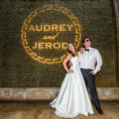 Audrey and Jerod