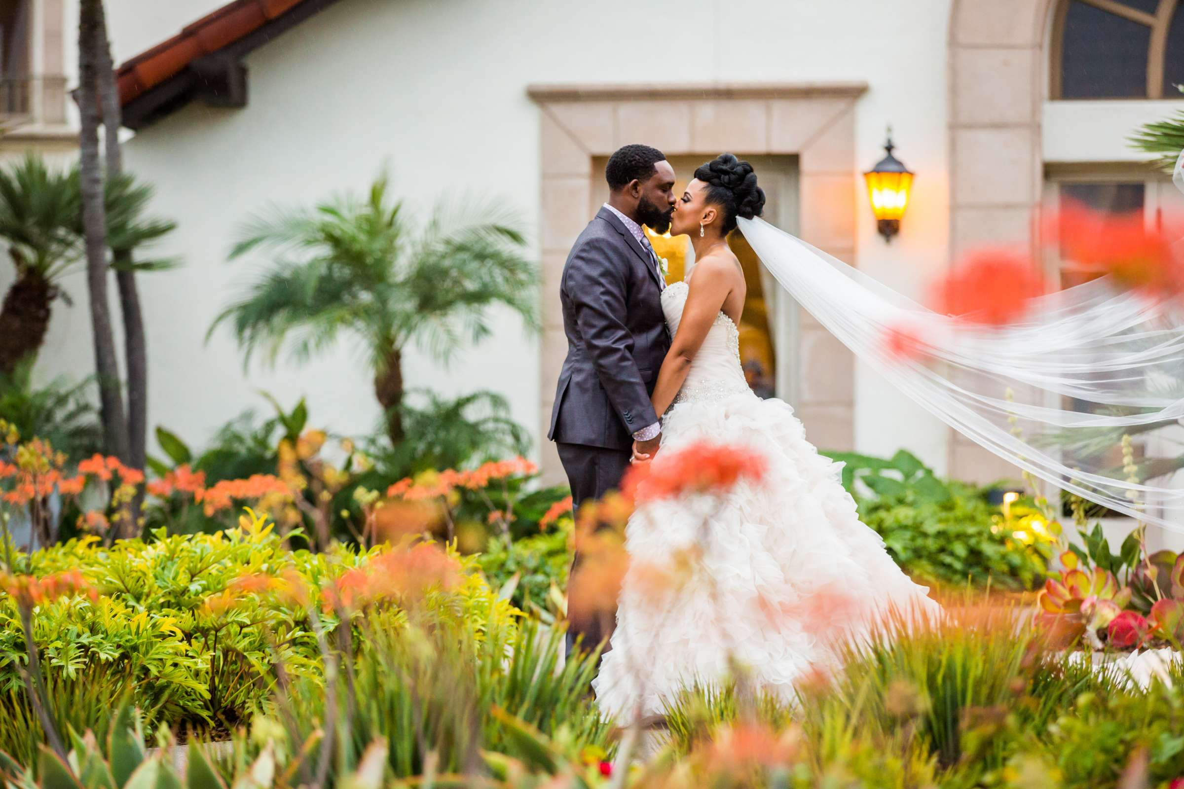 Kona Kai Resort Wedding, Crystal and Terry Wedding Photo #1 by True Photography