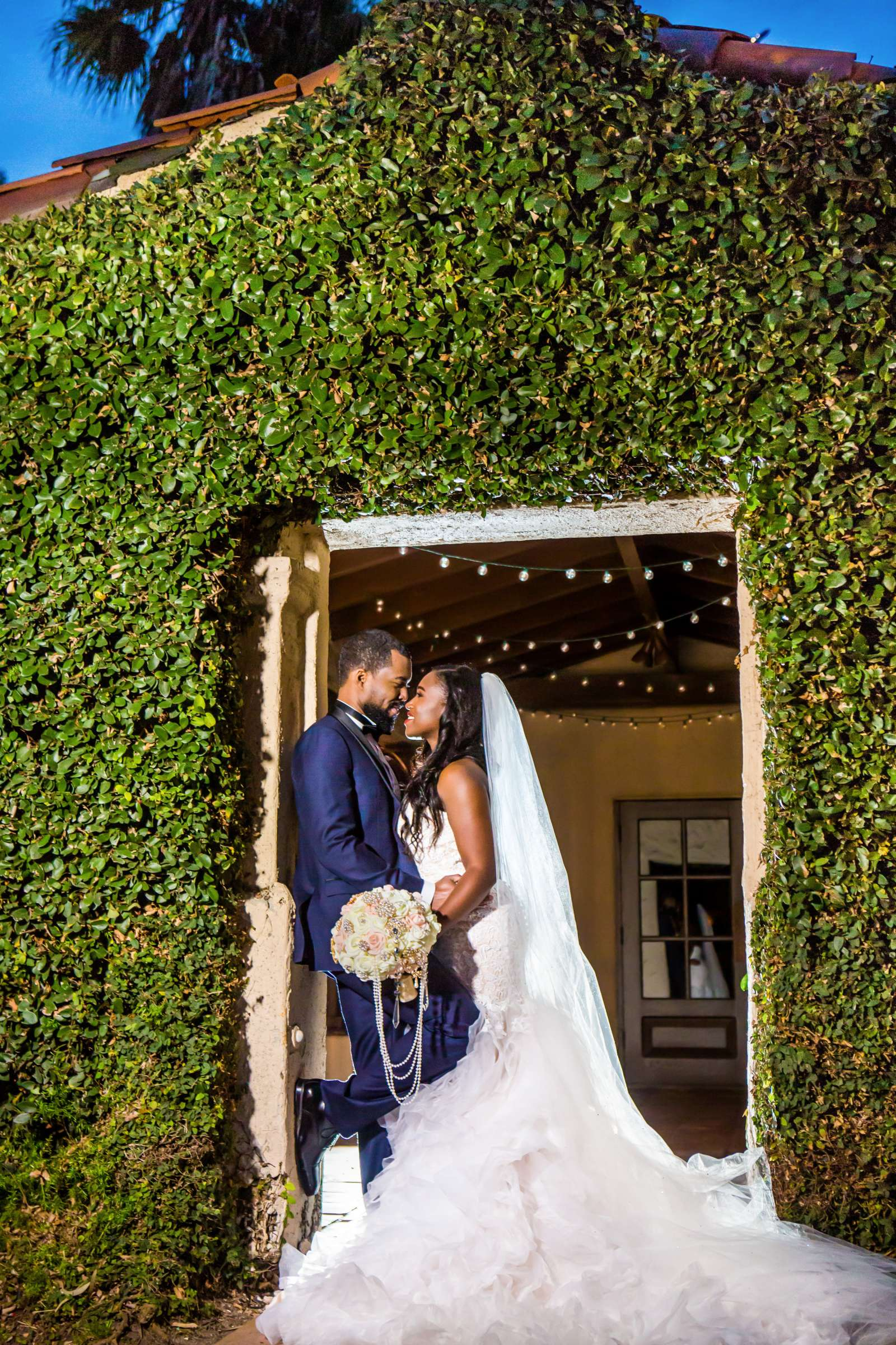 Marina Village Conference Center Wedding, Kourtney and Ryon Wedding Photo #1 by True Photography