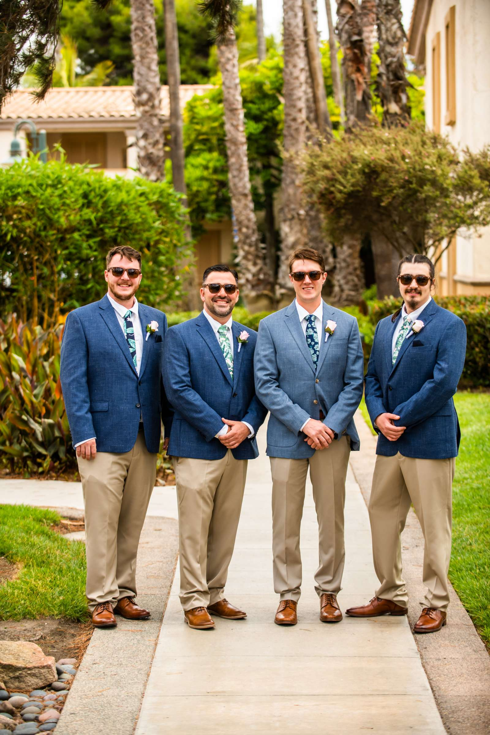 San Diego Mission Bay Resort Wedding coordinated by Cafe Au Love, Lauren and Adam Wedding Photo #42 by True Photography