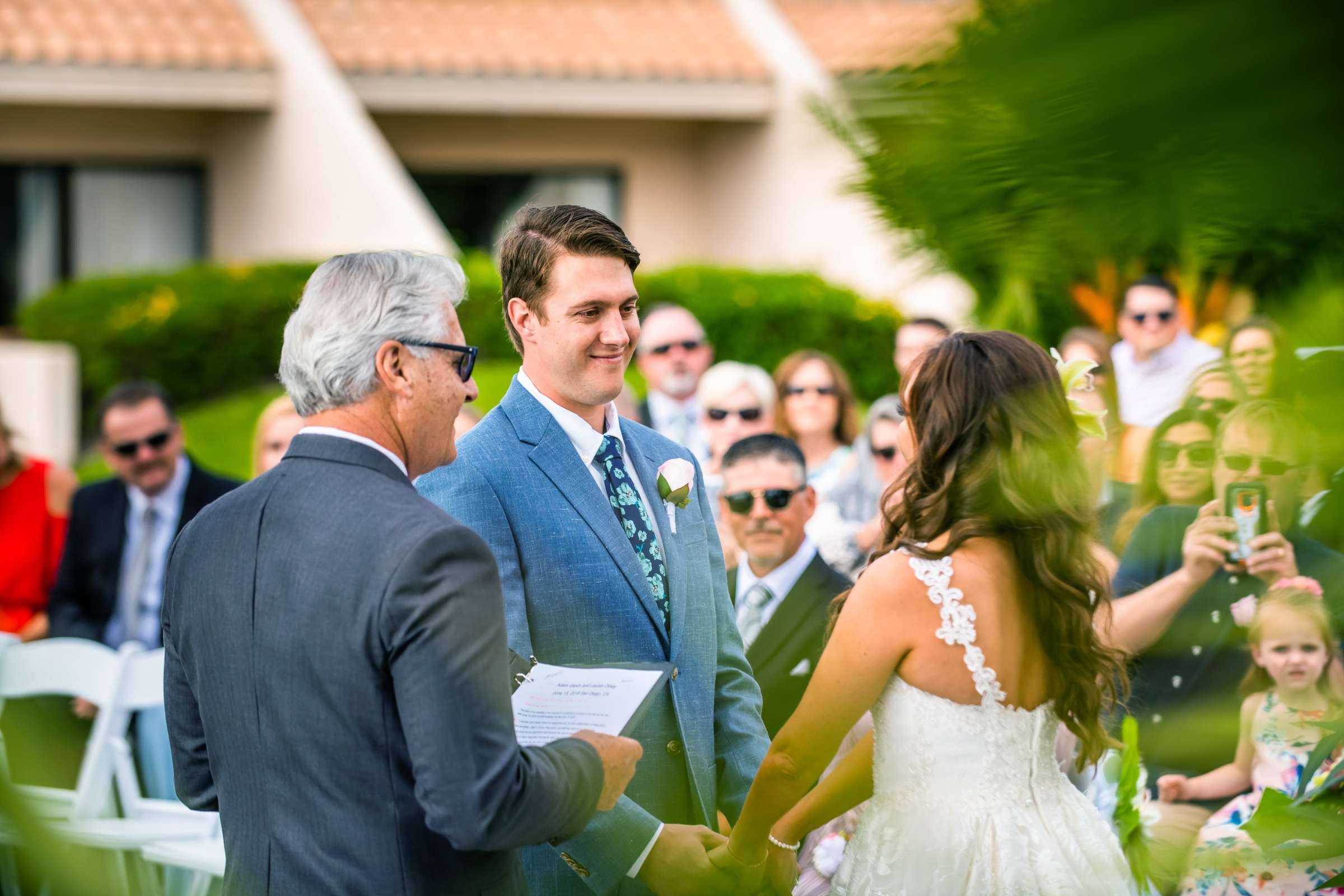San Diego Mission Bay Resort Wedding coordinated by Cafe Au Love, Lauren and Adam Wedding Photo #65 by True Photography