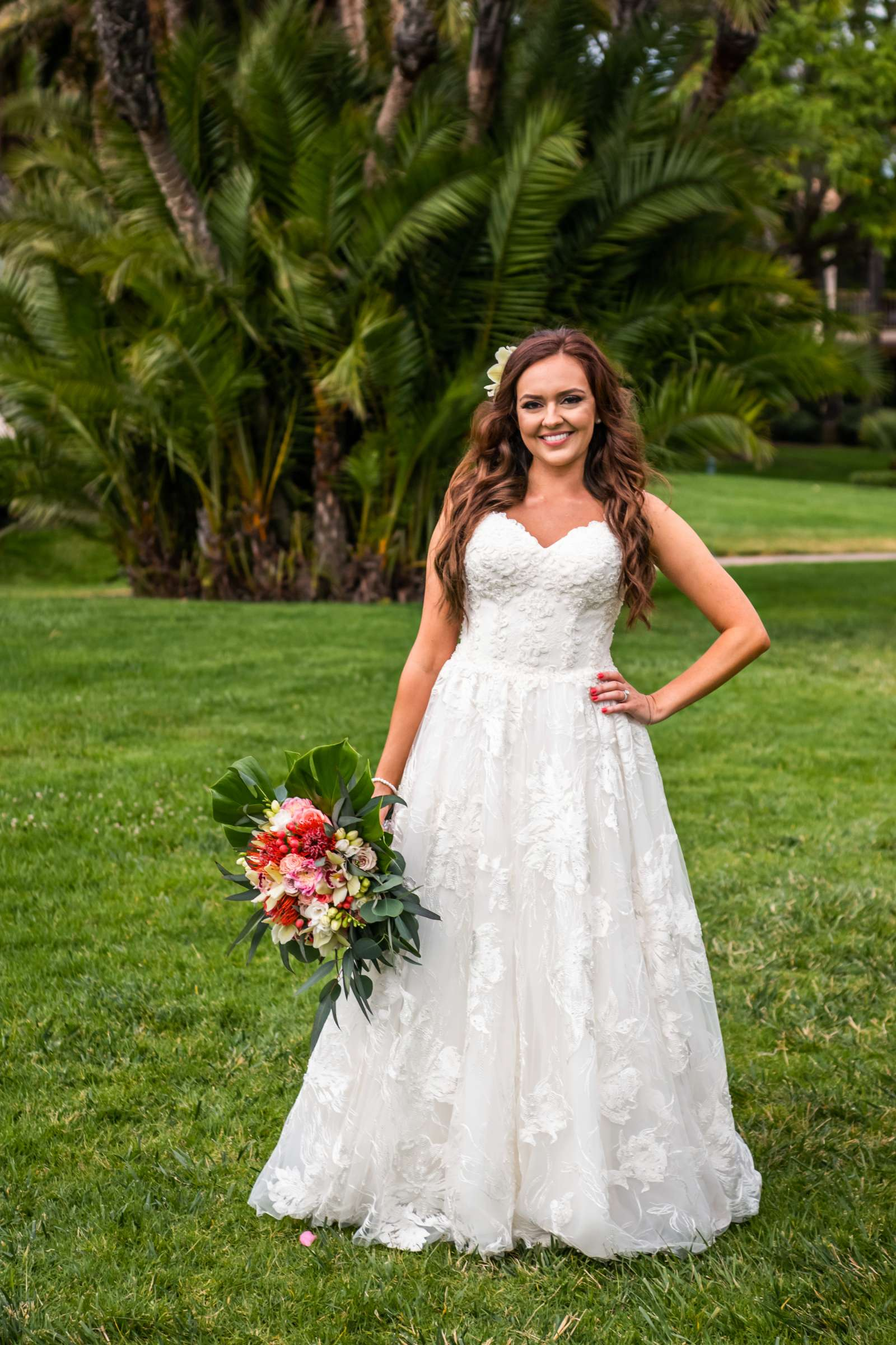 San Diego Mission Bay Resort Wedding coordinated by Cafe Au Love, Lauren and Adam Wedding Photo #100 by True Photography