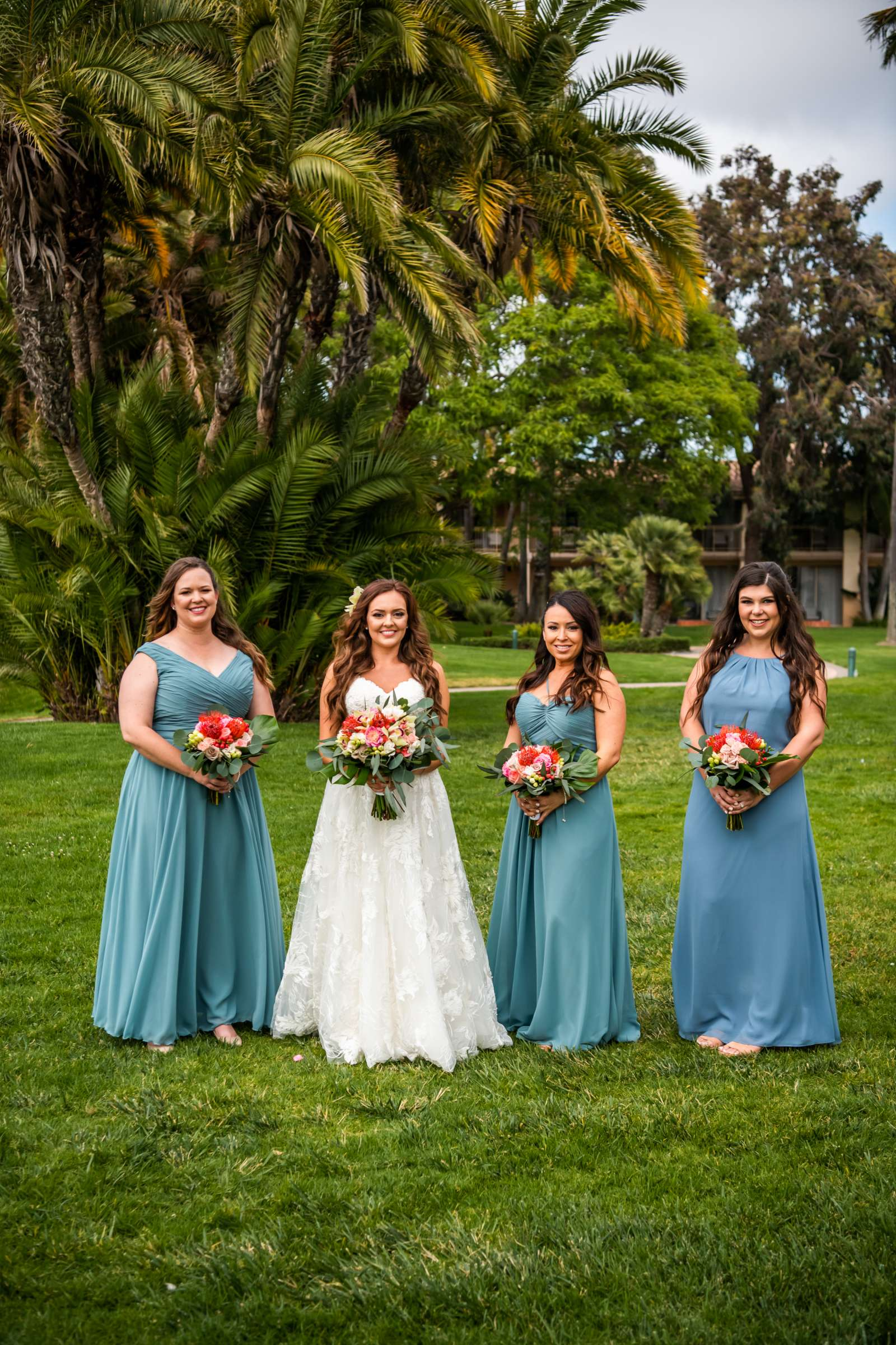 San Diego Mission Bay Resort Wedding coordinated by Cafe Au Love, Lauren and Adam Wedding Photo #103 by True Photography