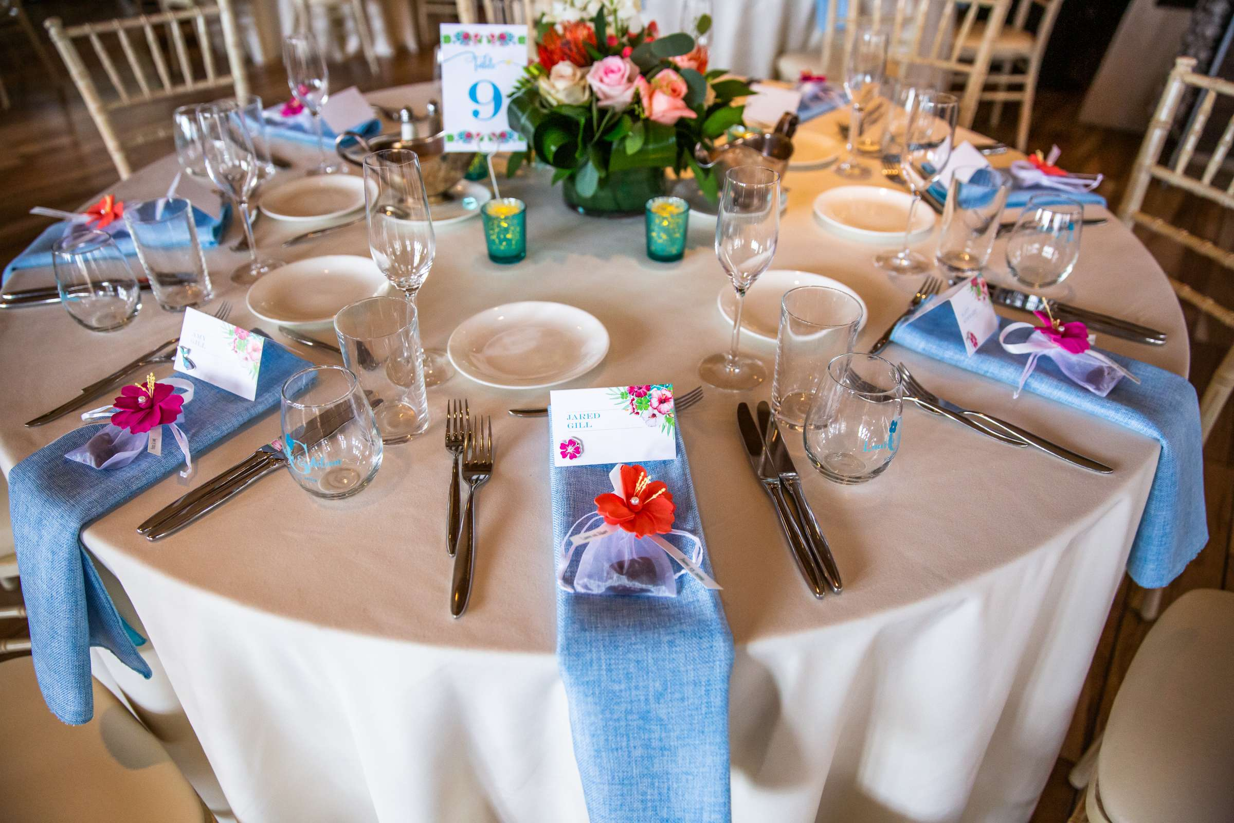 San Diego Mission Bay Resort Wedding coordinated by Cafe Au Love, Lauren and Adam Wedding Photo #159 by True Photography