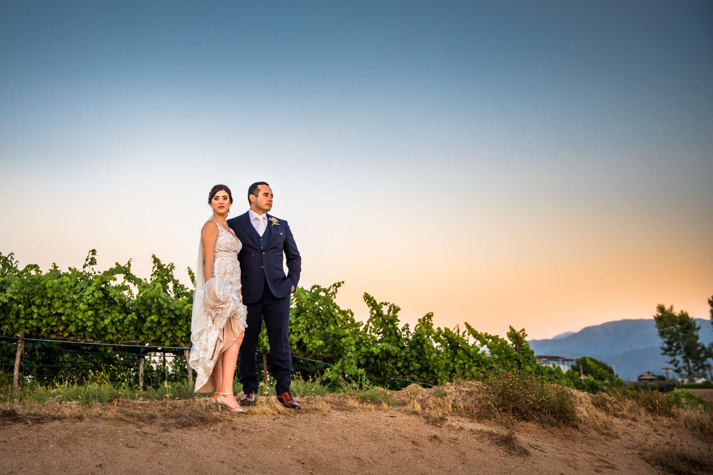 Callaway Vineyards & Winery Wedding coordinated by Michelle Garibay Events, Chelsea and Luis carlos Wedding Photo #19 by True Photography