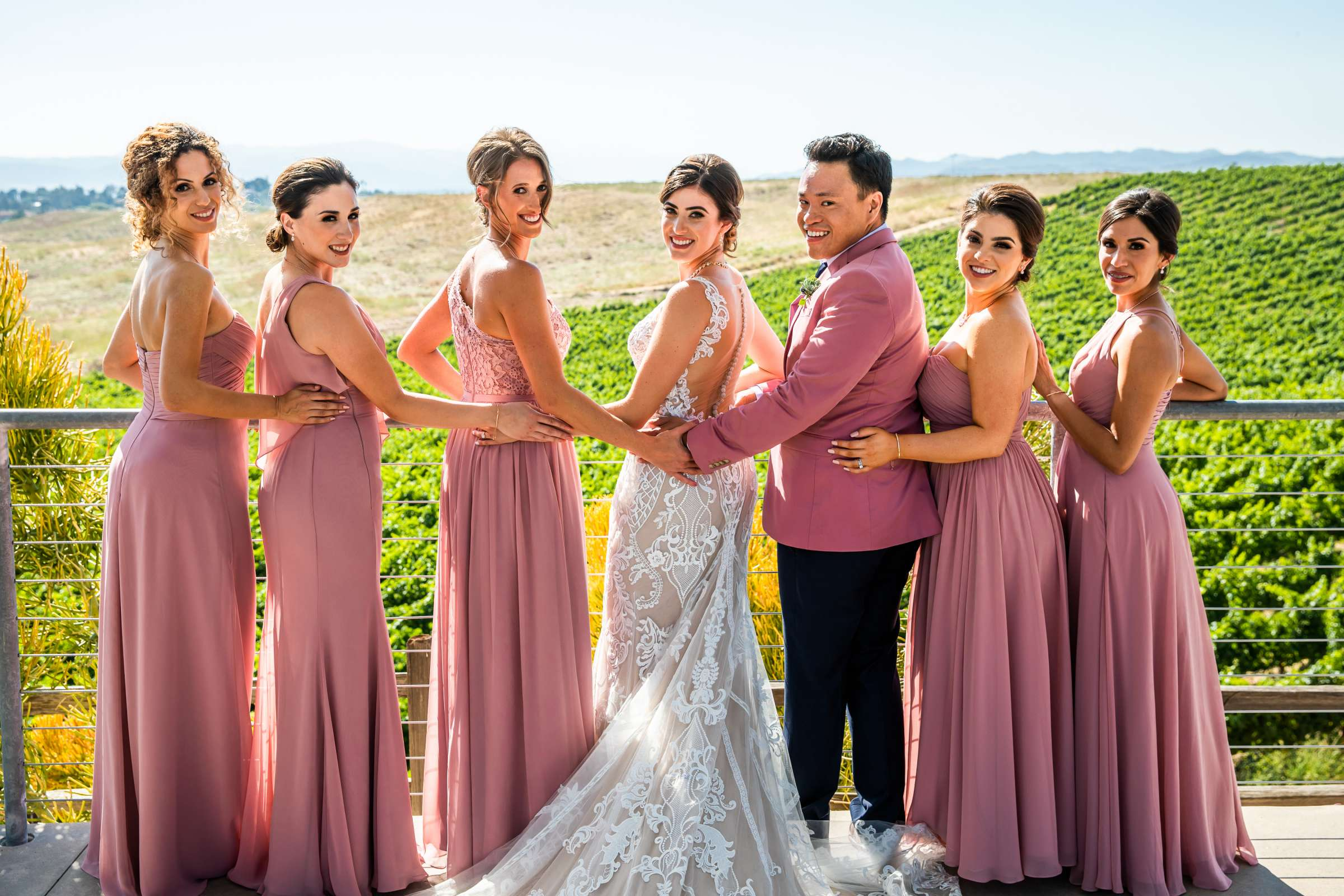 Callaway Vineyards & Winery Wedding coordinated by Michelle Garibay Events, Chelsea and Luis carlos Wedding Photo #65 by True Photography
