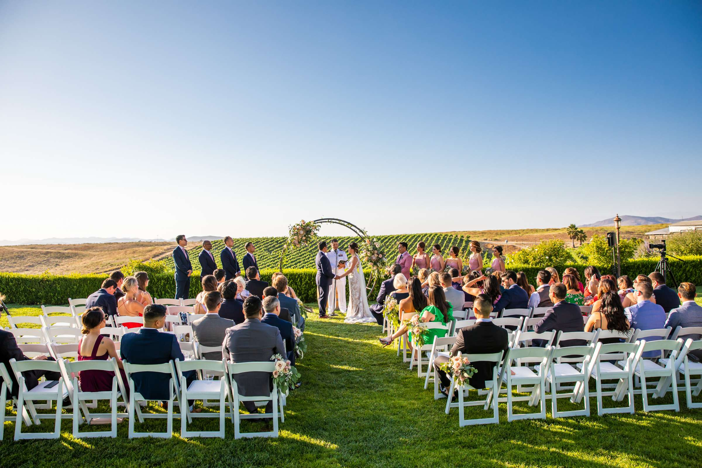 Callaway Vineyards & Winery Wedding coordinated by Michelle Garibay Events, Chelsea and Luis carlos Wedding Photo #91 by True Photography