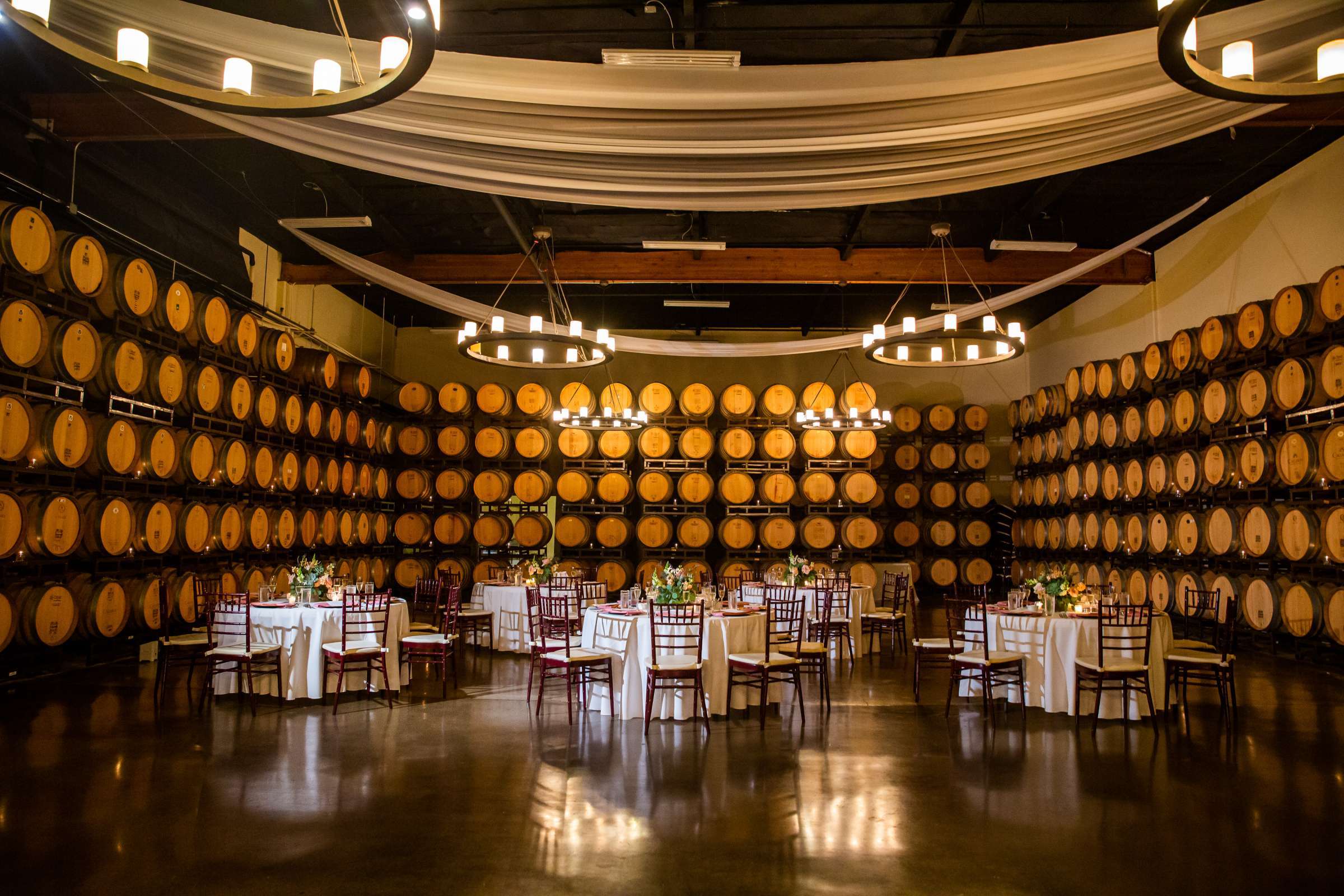 Callaway Vineyards & Winery Wedding coordinated by Michelle Garibay Events, Chelsea and Luis carlos Wedding Photo #169 by True Photography