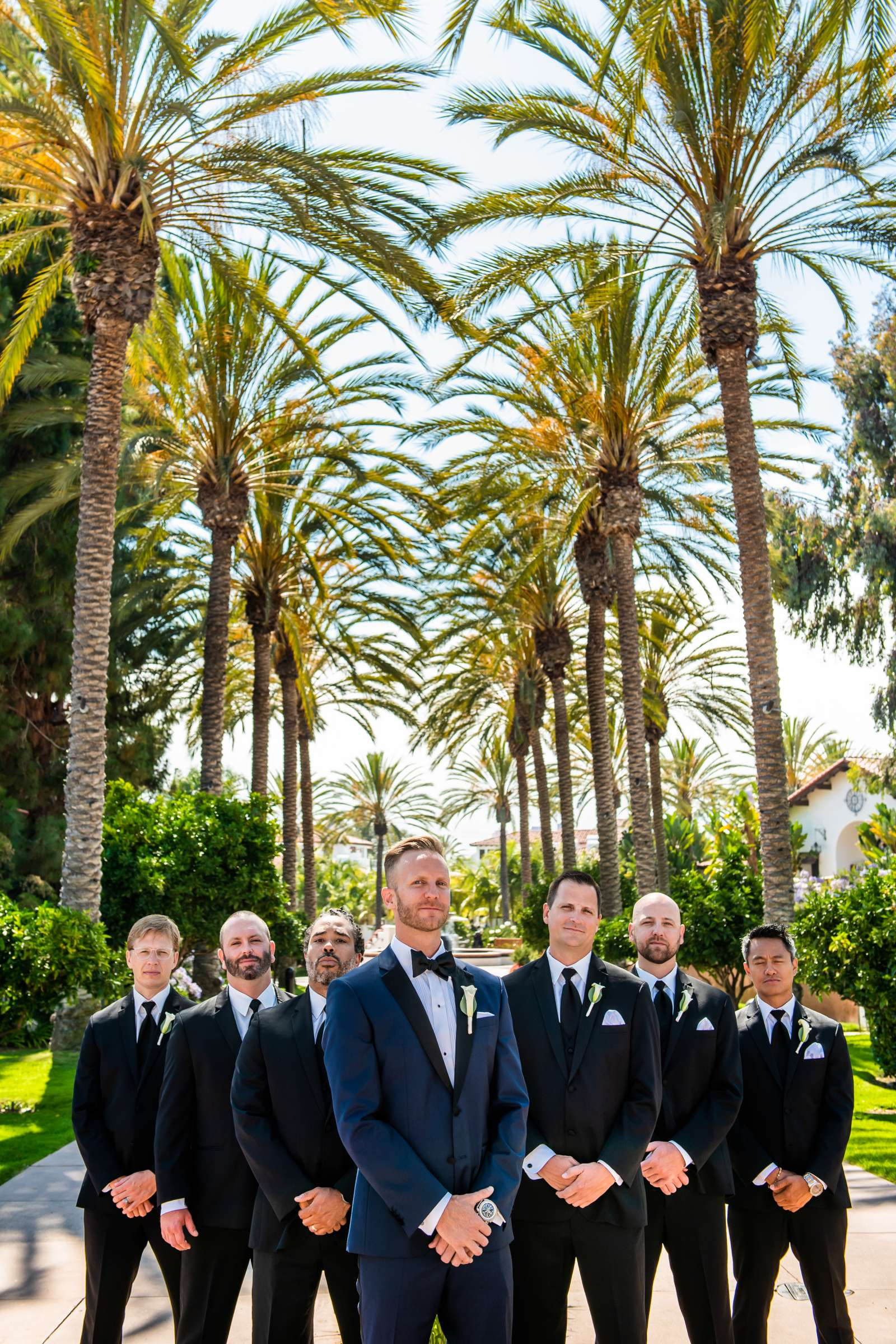 Omni La Costa Resort & Spa Wedding coordinated by SD Weddings by Gina, Randee and Craig Wedding Photo #20 by True Photography