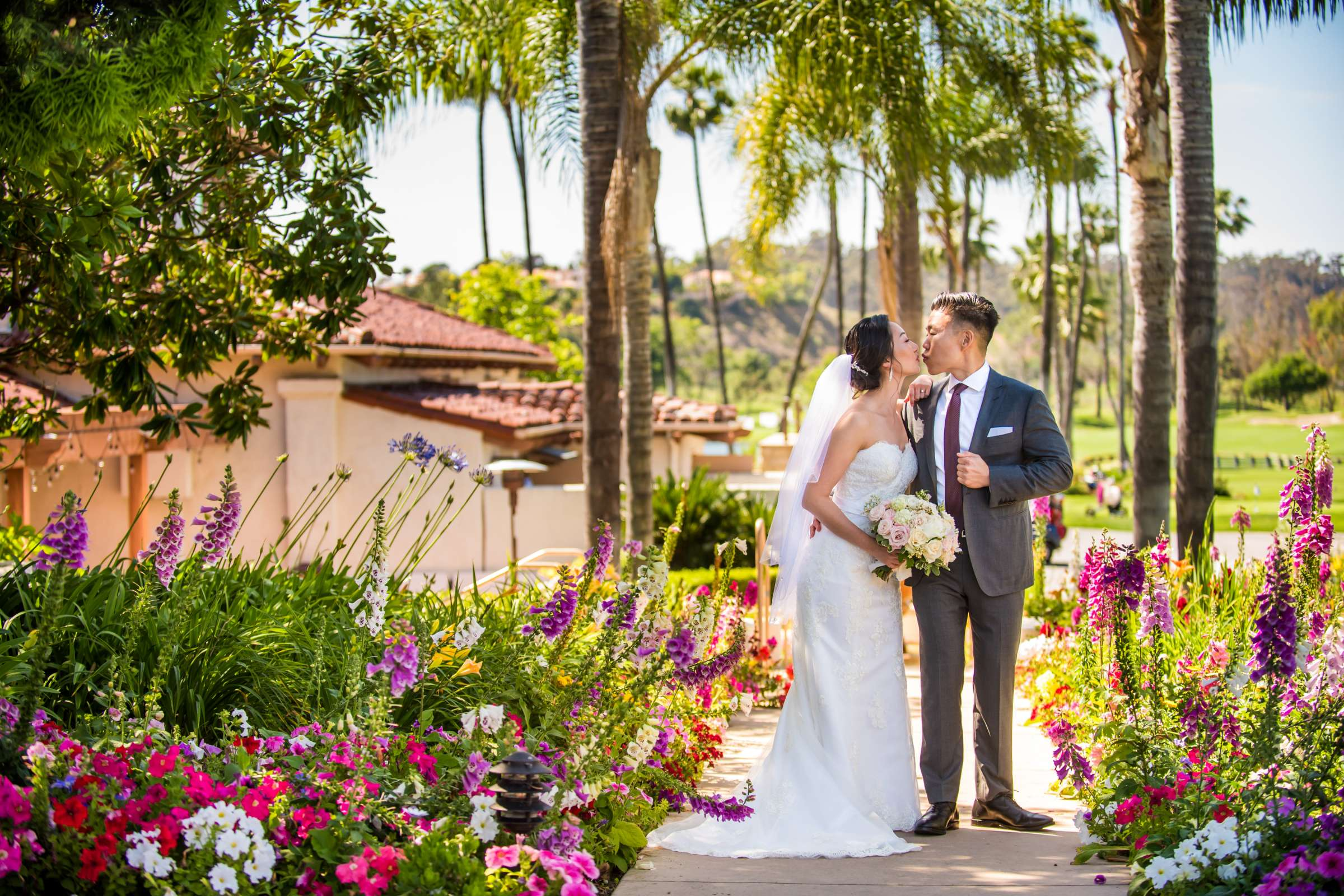 Fairbanks Ranch Country Club Wedding, Sarah and Daniel Wedding Photo #2 by True Photography