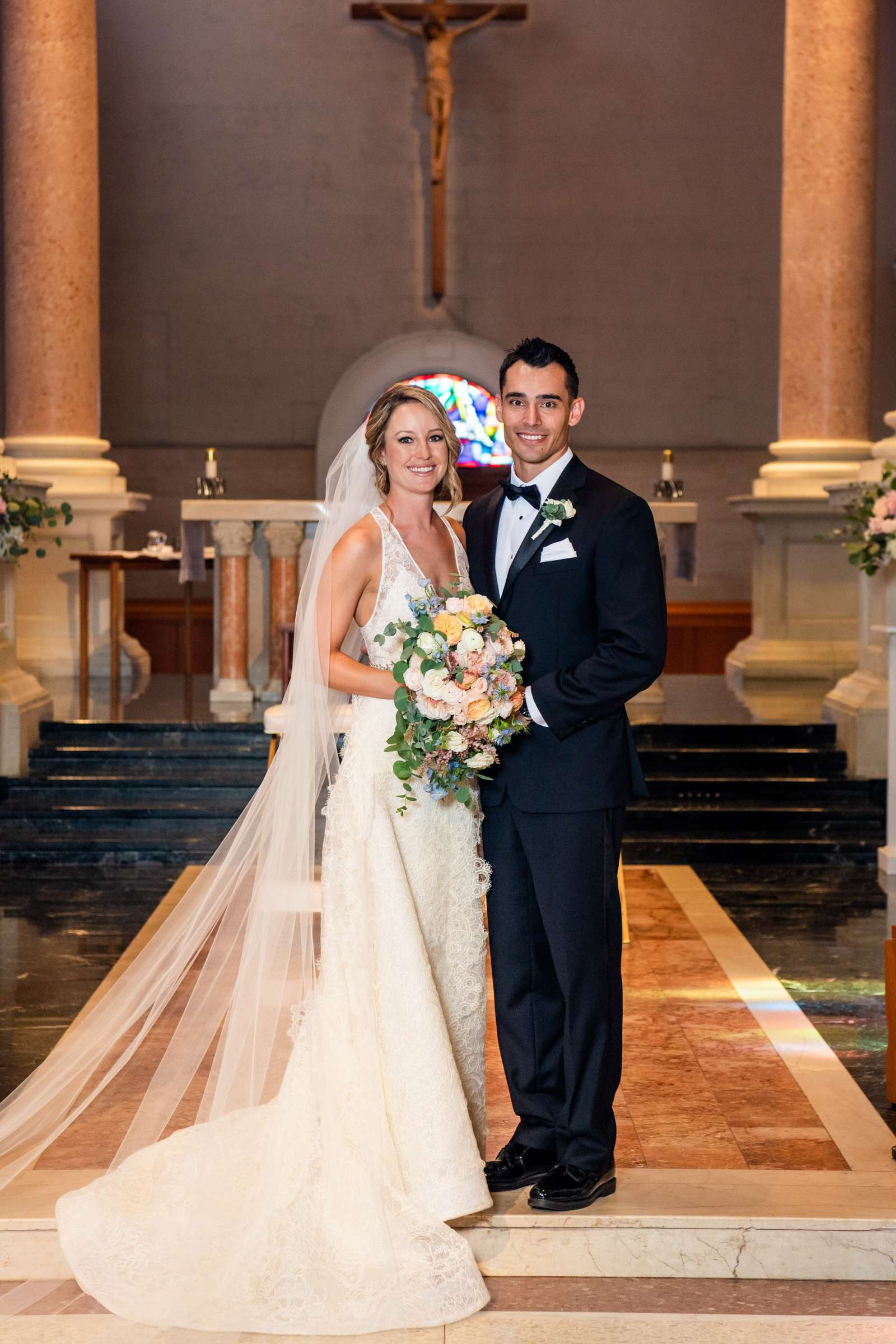 The Prado Wedding coordinated by Bliss Events, Sara and Marvin Wedding Photo #559470 by True Photography
