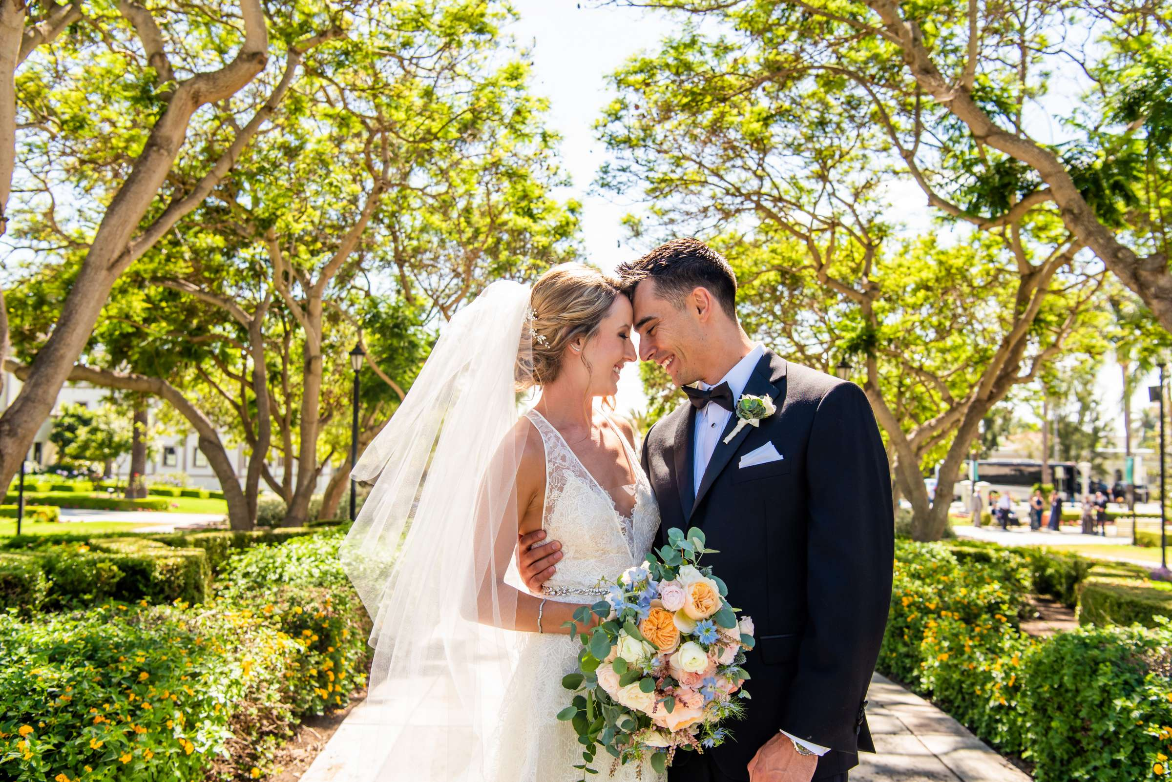 The Prado Wedding coordinated by Bliss Events, Sara and Marvin Wedding Photo #559471 by True Photography