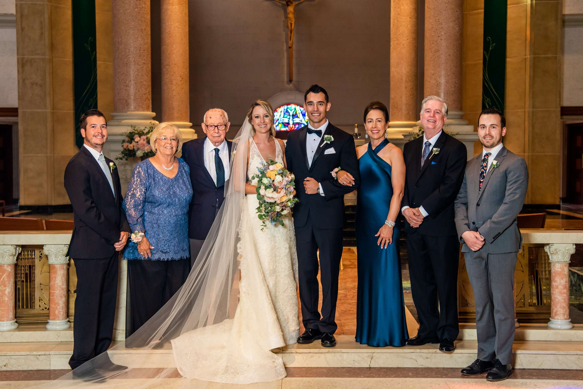 The Prado Wedding coordinated by Bliss Events, Sara and Marvin Wedding Photo #559549 by True Photography