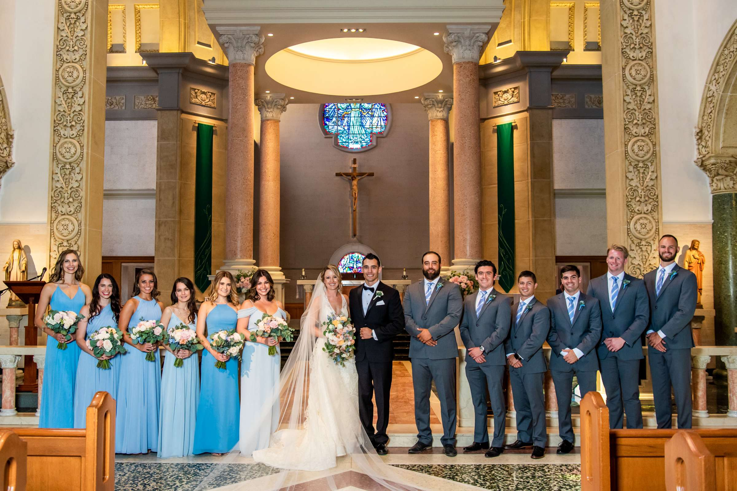 The Prado Wedding coordinated by Bliss Events, Sara and Marvin Wedding Photo #559554 by True Photography