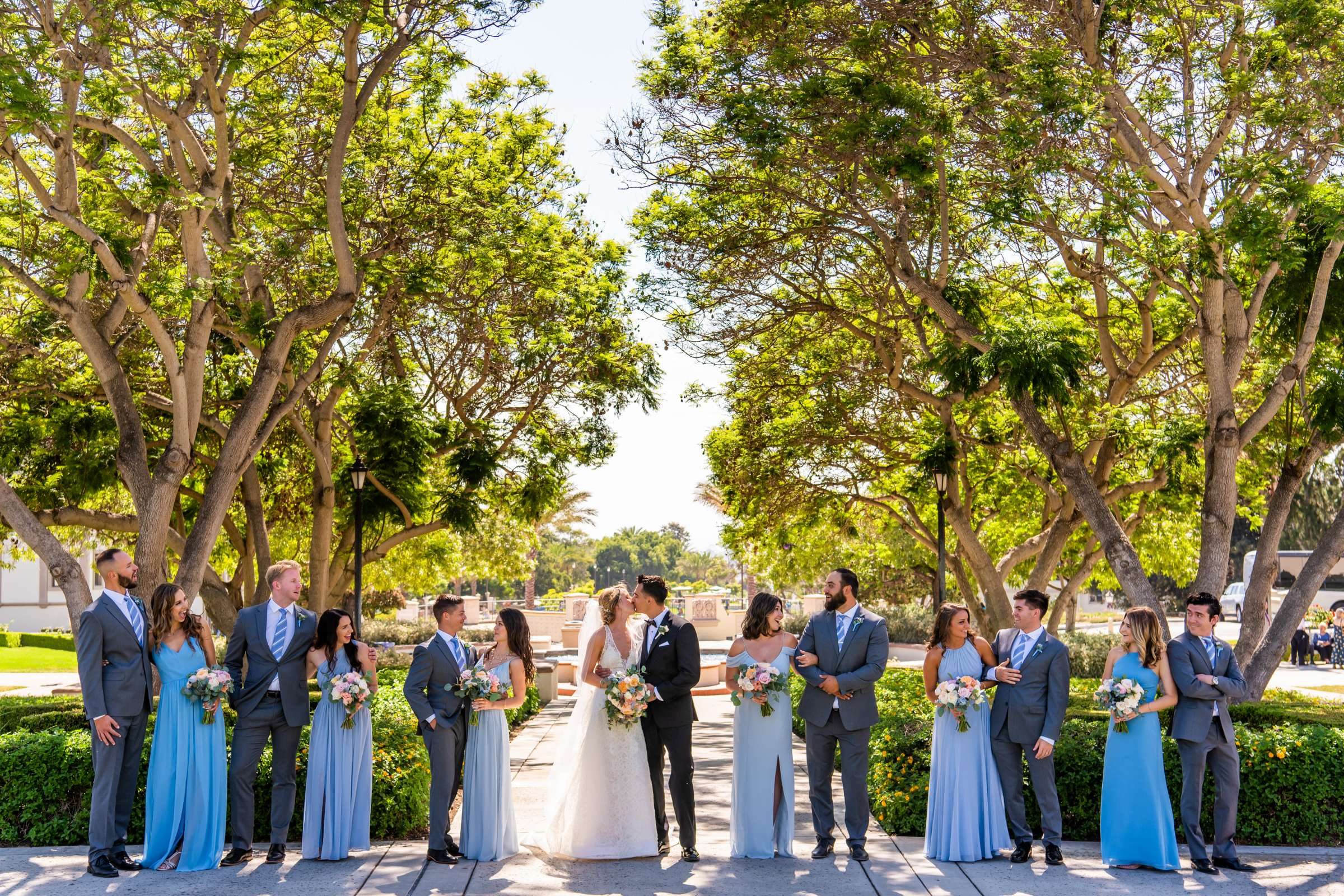 The Prado Wedding coordinated by Bliss Events, Sara and Marvin Wedding Photo #559557 by True Photography