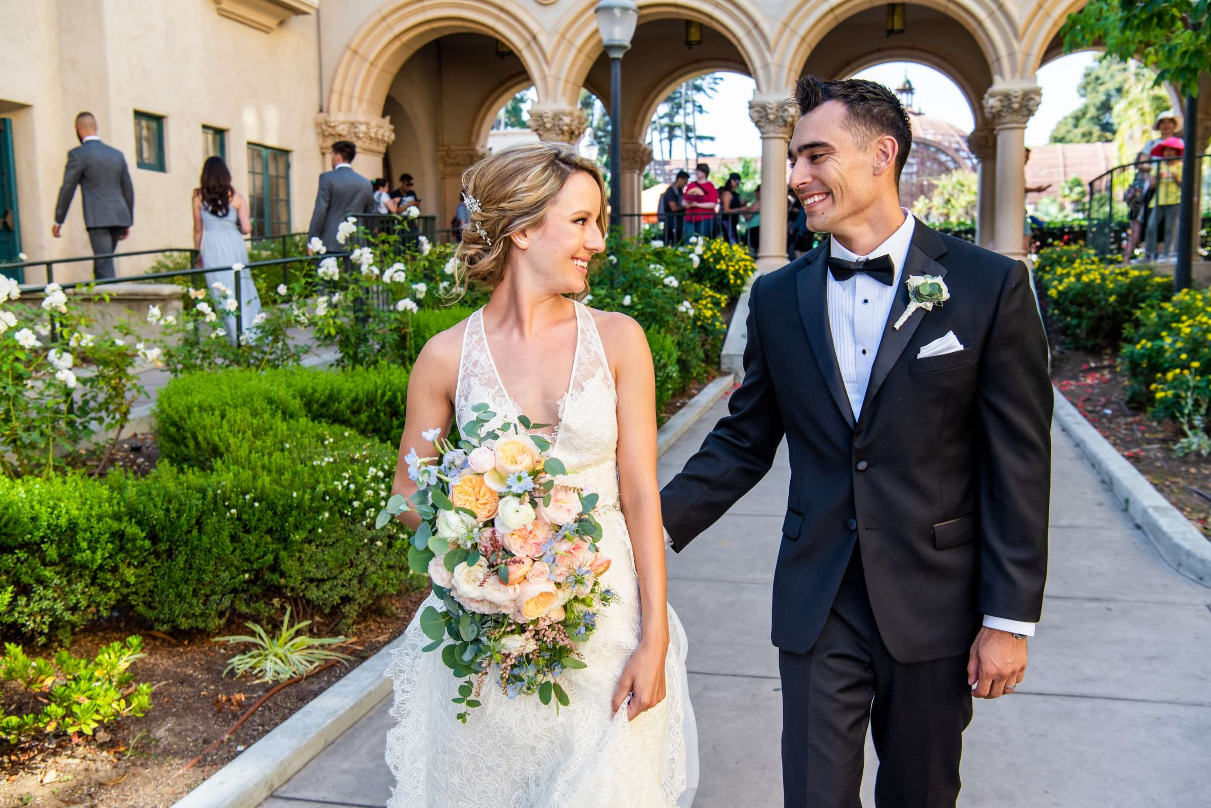 The Prado Wedding coordinated by Bliss Events, Sara and Marvin Wedding Photo #559580 by True Photography