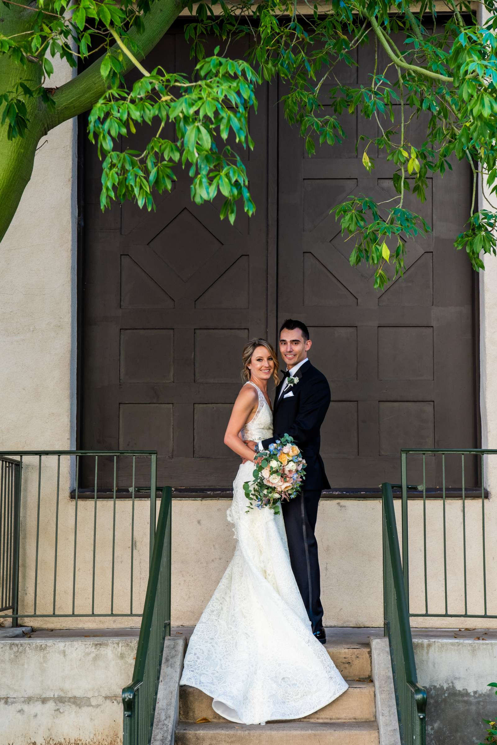 The Prado Wedding coordinated by Bliss Events, Sara and Marvin Wedding Photo #559581 by True Photography
