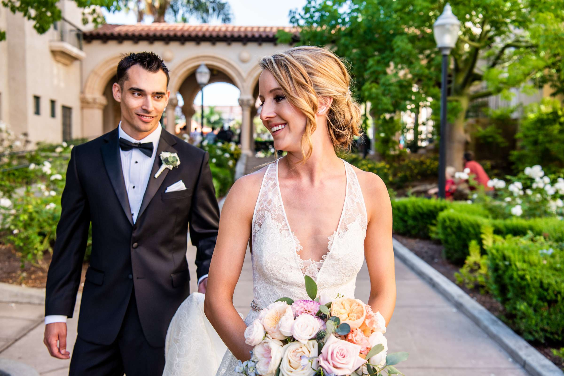 The Prado Wedding coordinated by Bliss Events, Sara and Marvin Wedding Photo #559595 by True Photography