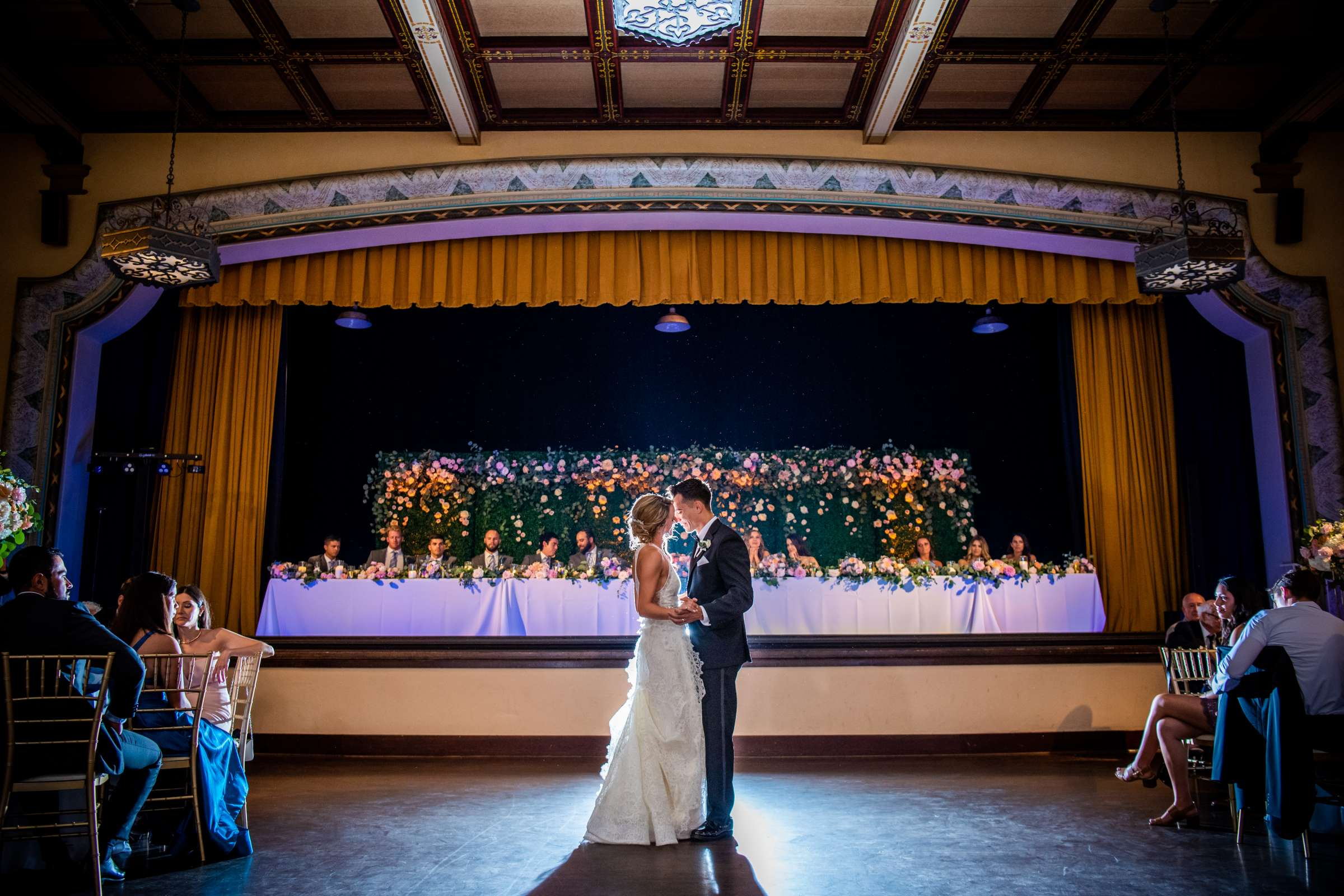 The Prado Wedding coordinated by Bliss Events, Sara and Marvin Wedding Photo #559626 by True Photography