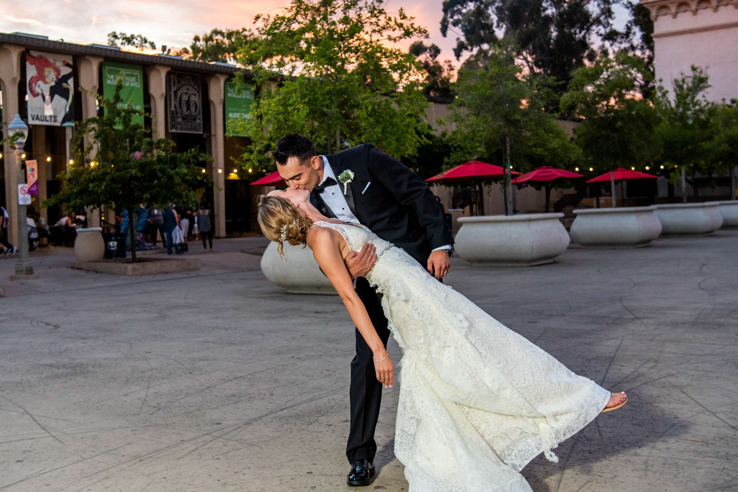 The Prado Wedding coordinated by Bliss Events, Sara and Marvin Wedding Photo #559644 by True Photography