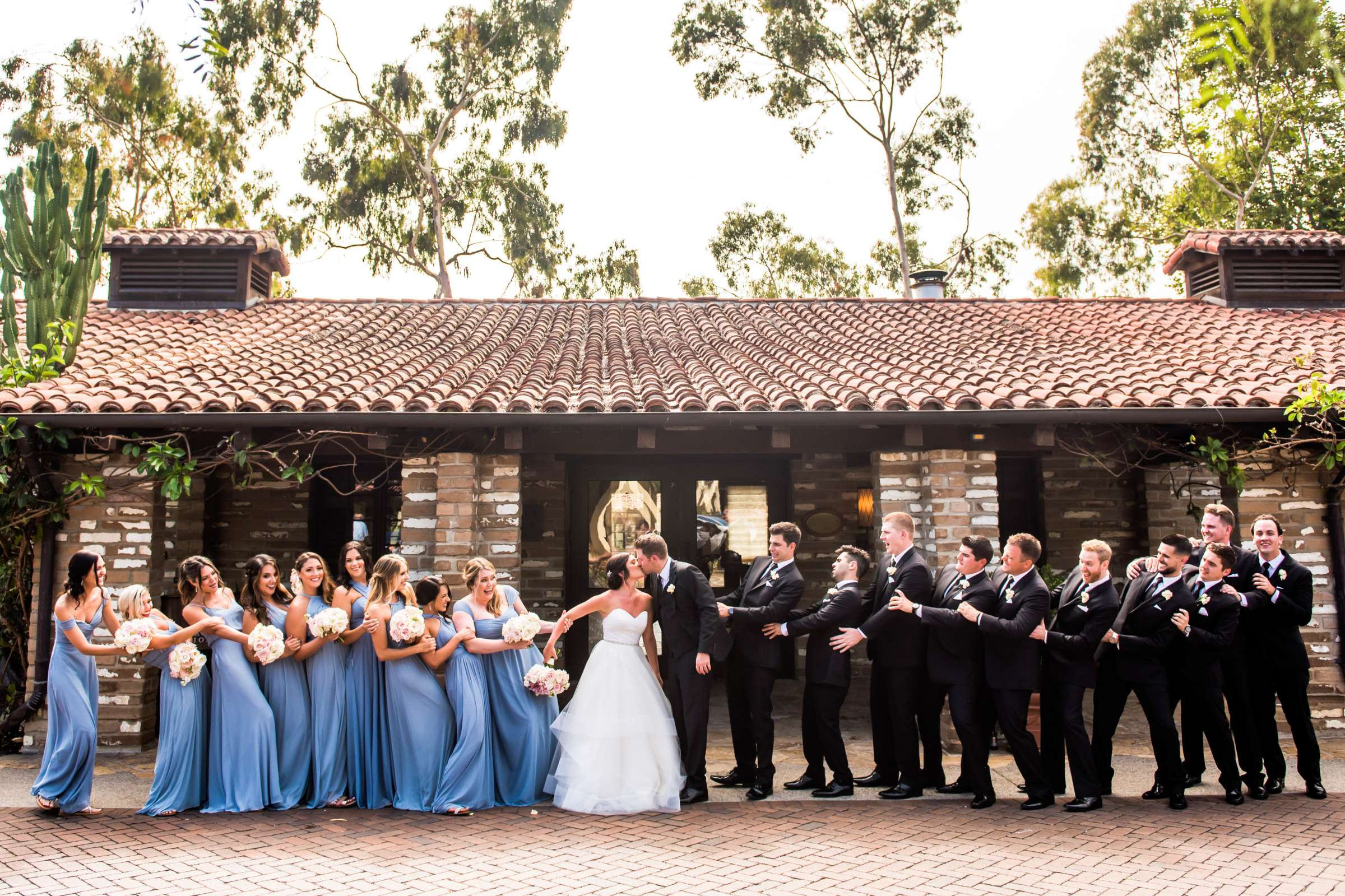 Estancia Wedding coordinated by White Lace Events & Design, Kelli and Guy Wedding Photo #111 by True Photography