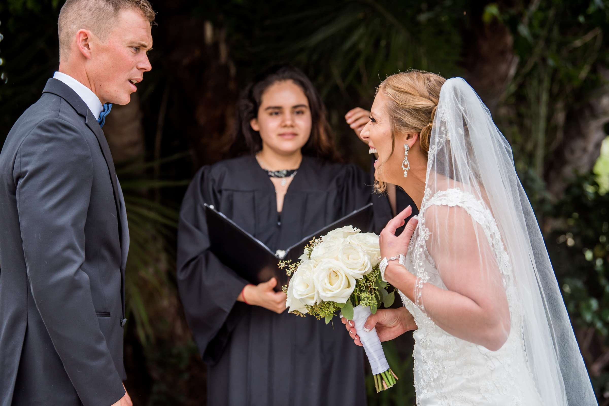 San Diego Courthouse Wedding, Stephanie and Tyler Wedding Photo #16 by True Photography