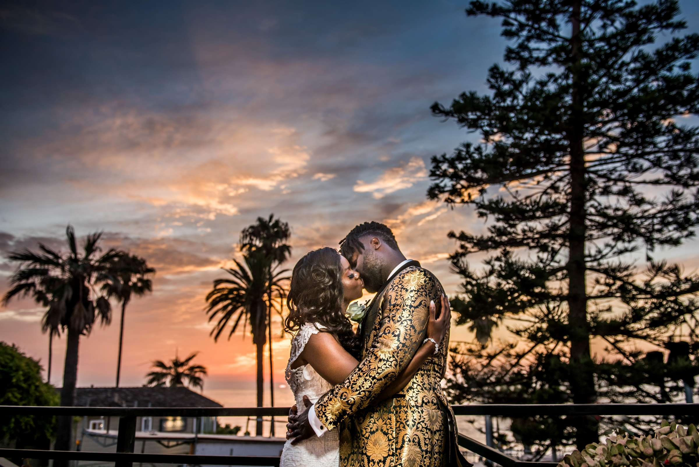 Wedding coordinated by SD Weddings by Gina, Adrienne and Kadeem Wedding Photo #102 by True Photography