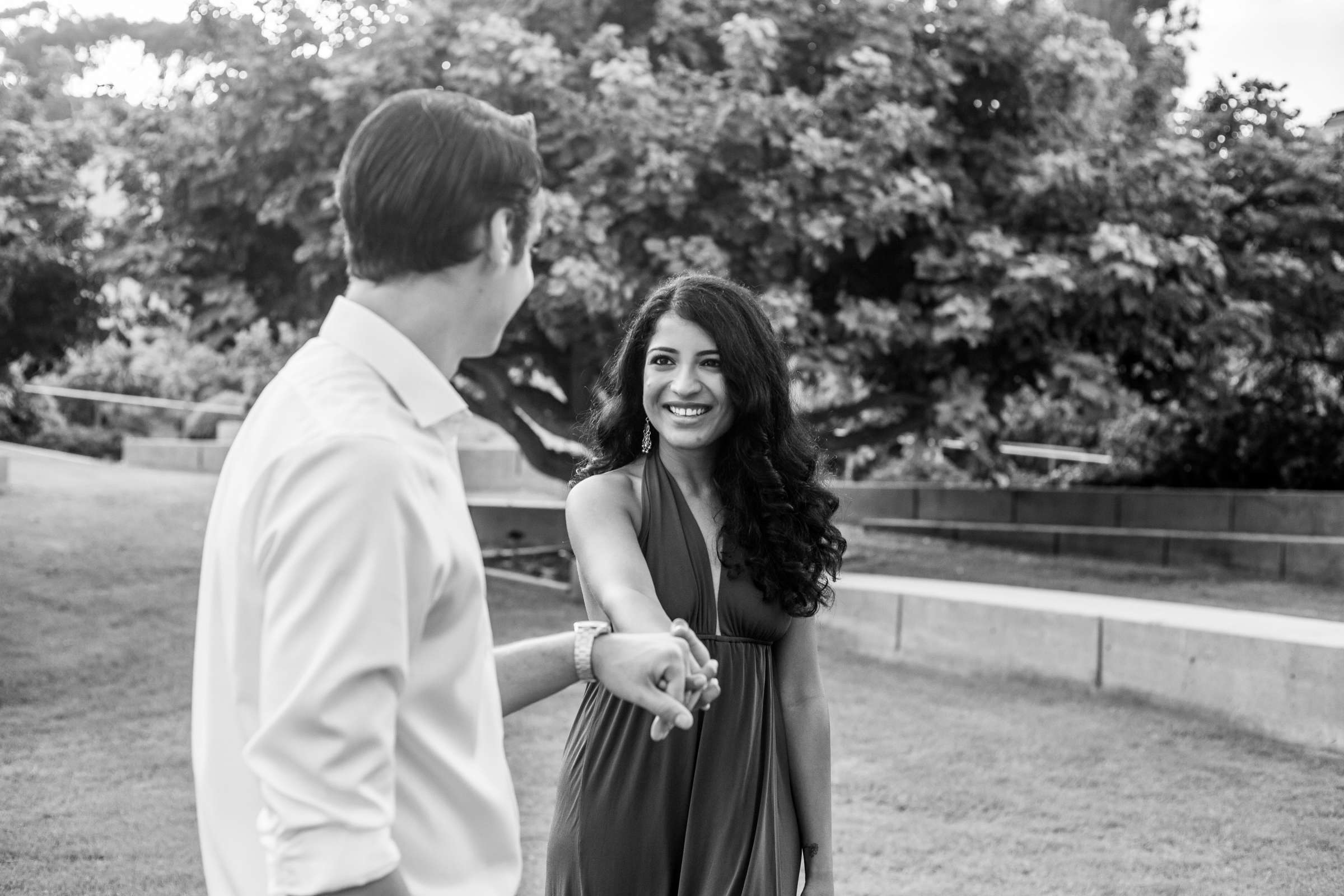 Grand Tradition Estate Engagement, Nikita and Jaycob Engagement Photo #33 by True Photography