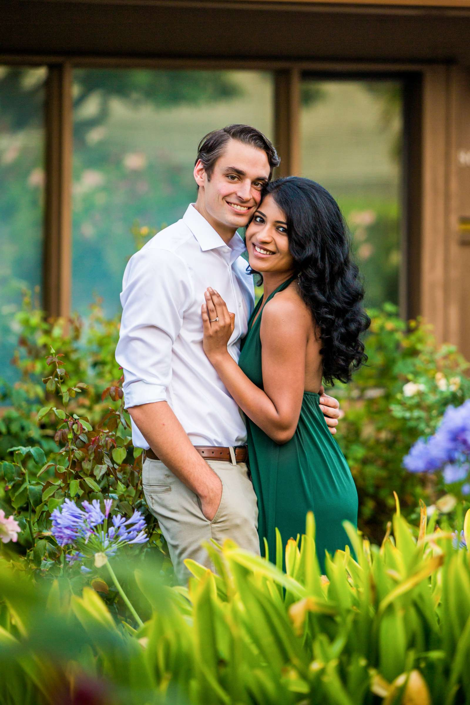 Grand Tradition Estate Engagement, Nikita and Jaycob Engagement Photo #2 by True Photography
