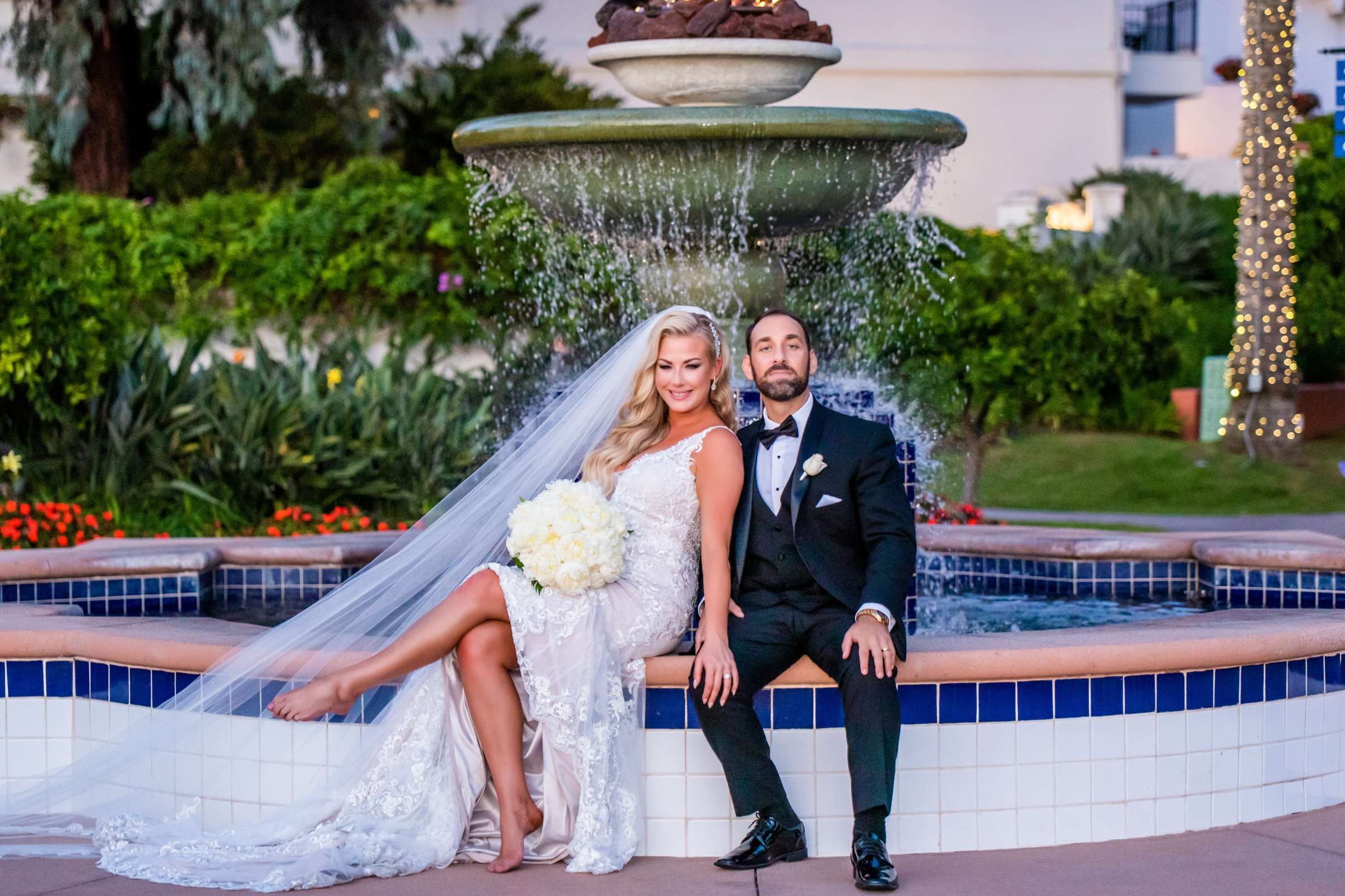 Omni La Costa Resort & Spa Wedding coordinated by SD Weddings by Gina, Jessica and Tom Wedding Photo #571770 by True Photography