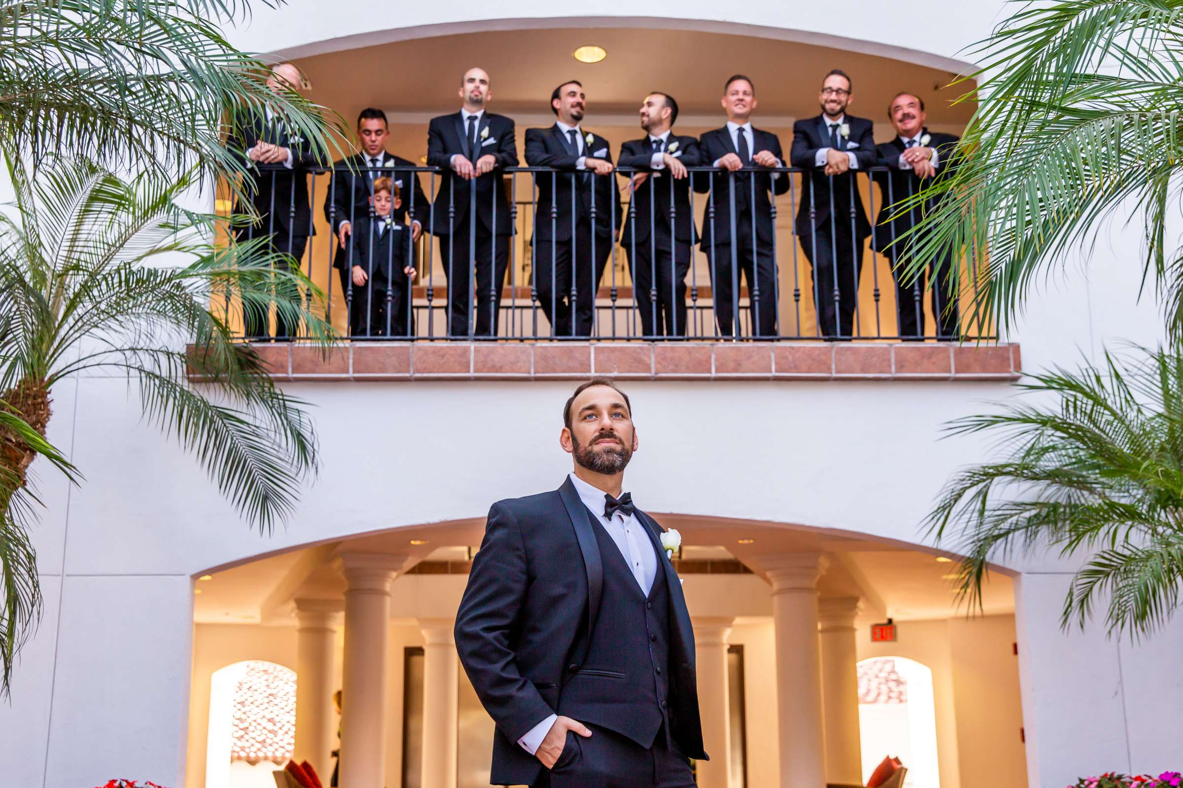Omni La Costa Resort & Spa Wedding coordinated by SD Weddings by Gina, Jessica and Tom Wedding Photo #571800 by True Photography