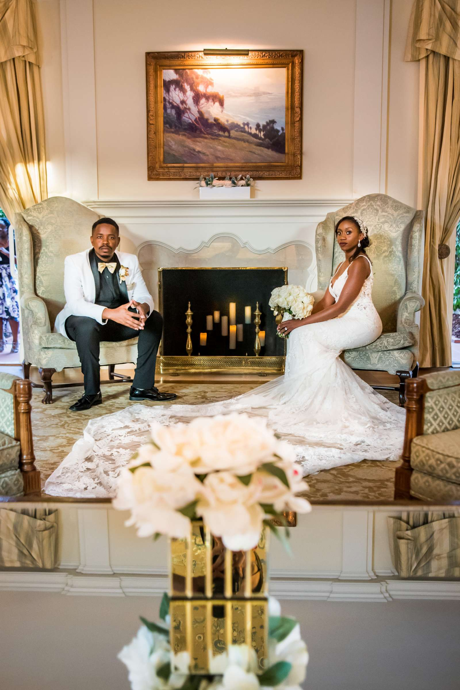 Darlington House Wedding coordinated by Back Patio Event Design, Charnel and Munyoki Wedding Photo #1 by True Photography